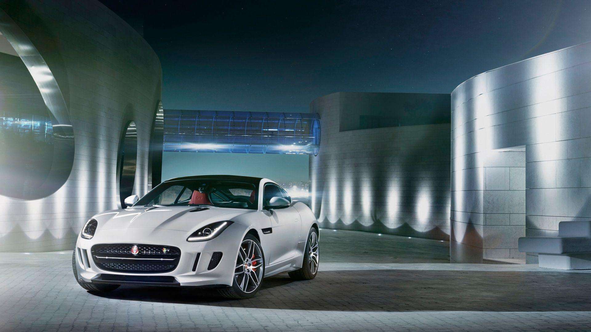 2014 Jaguar F Type R Coupe Wallpapers