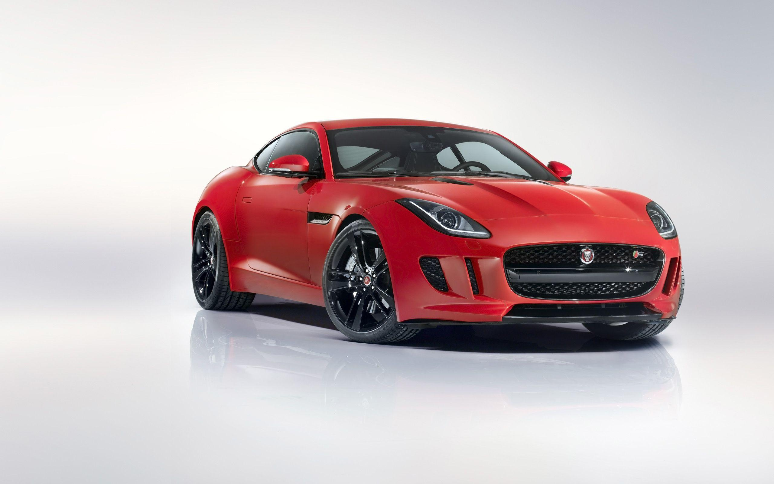 Jaguar F Type Coupe Wallpapers