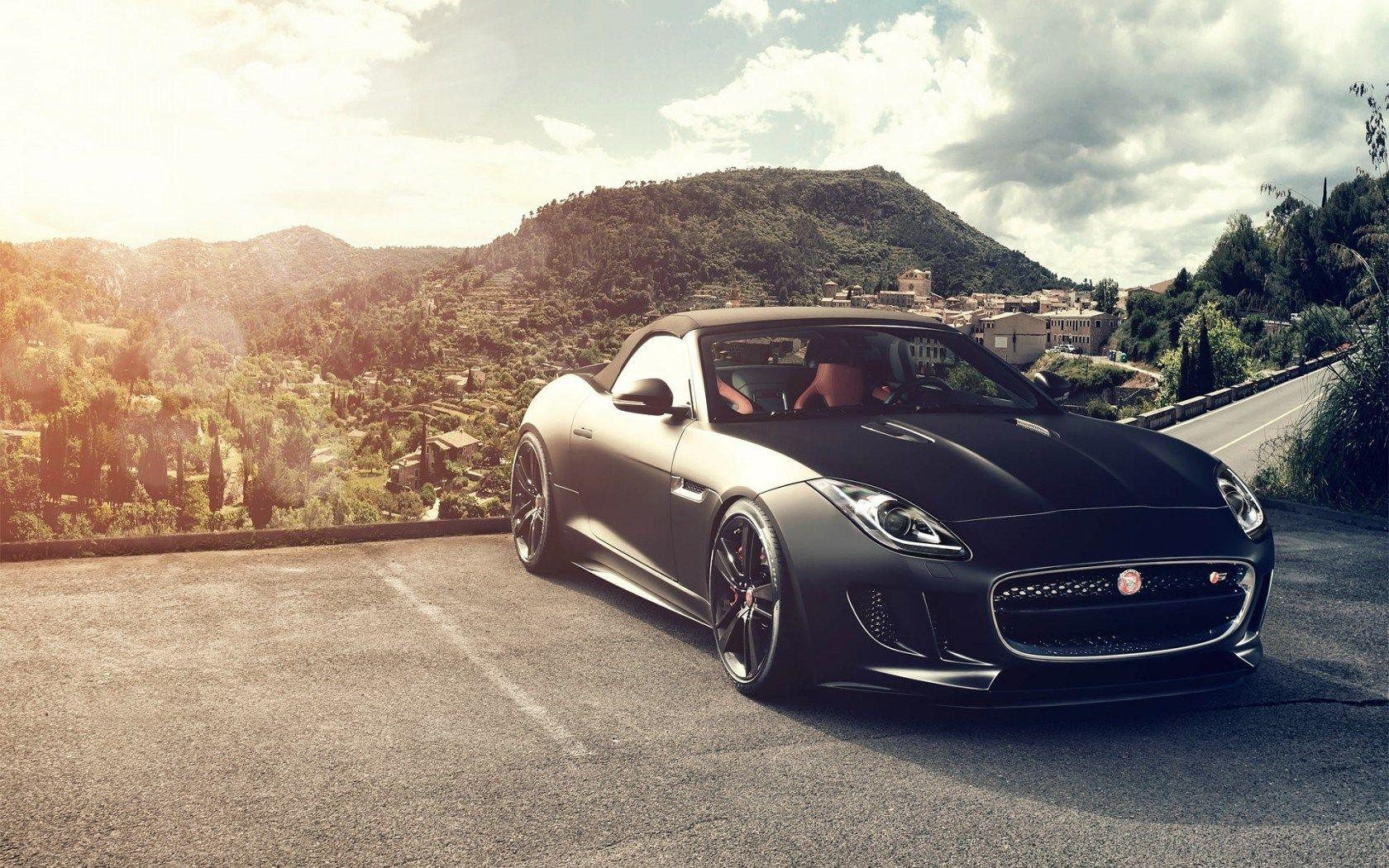 Jaguar F Type R Coupe
