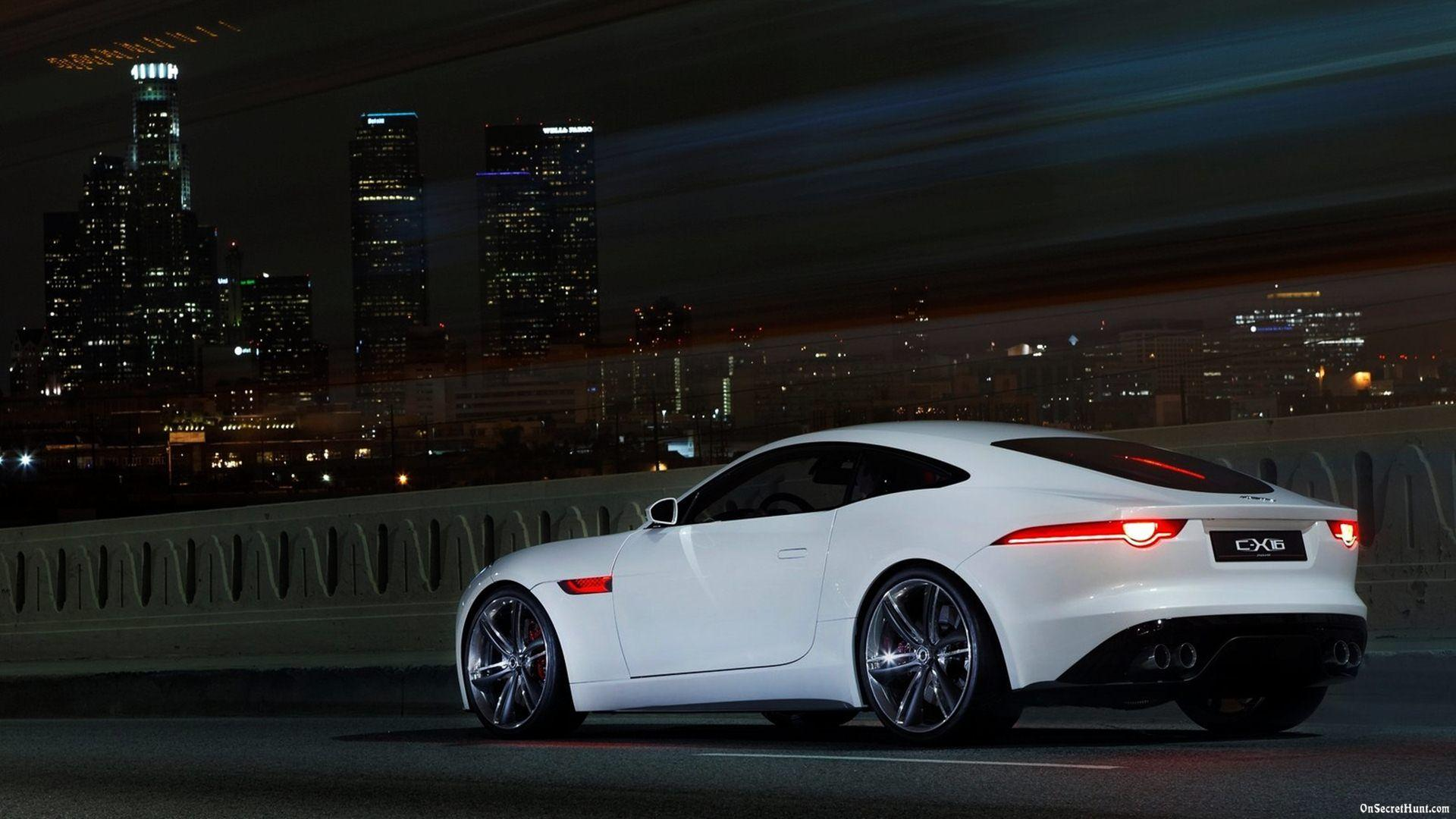 2016 Jaguar F Type Wallpapers