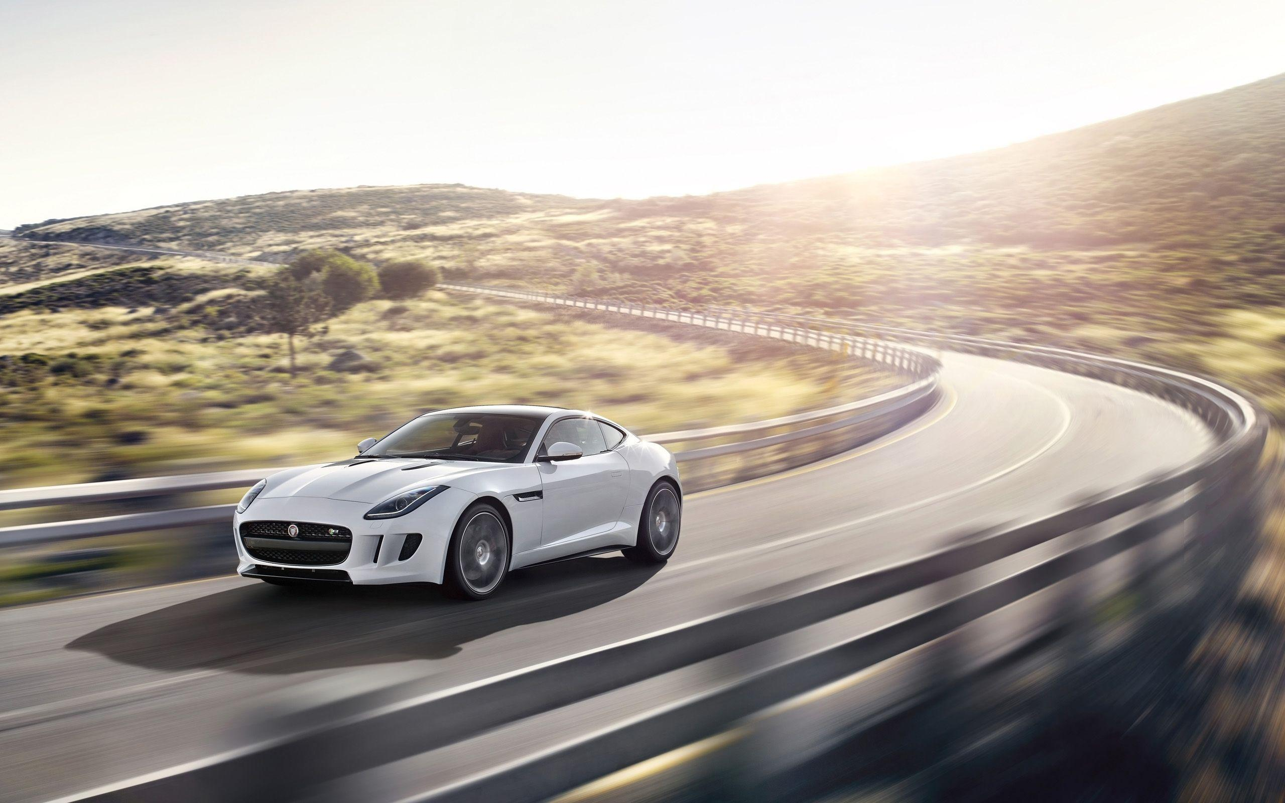 2014 Jaguar F Type R Coupe 5 Wallpapers