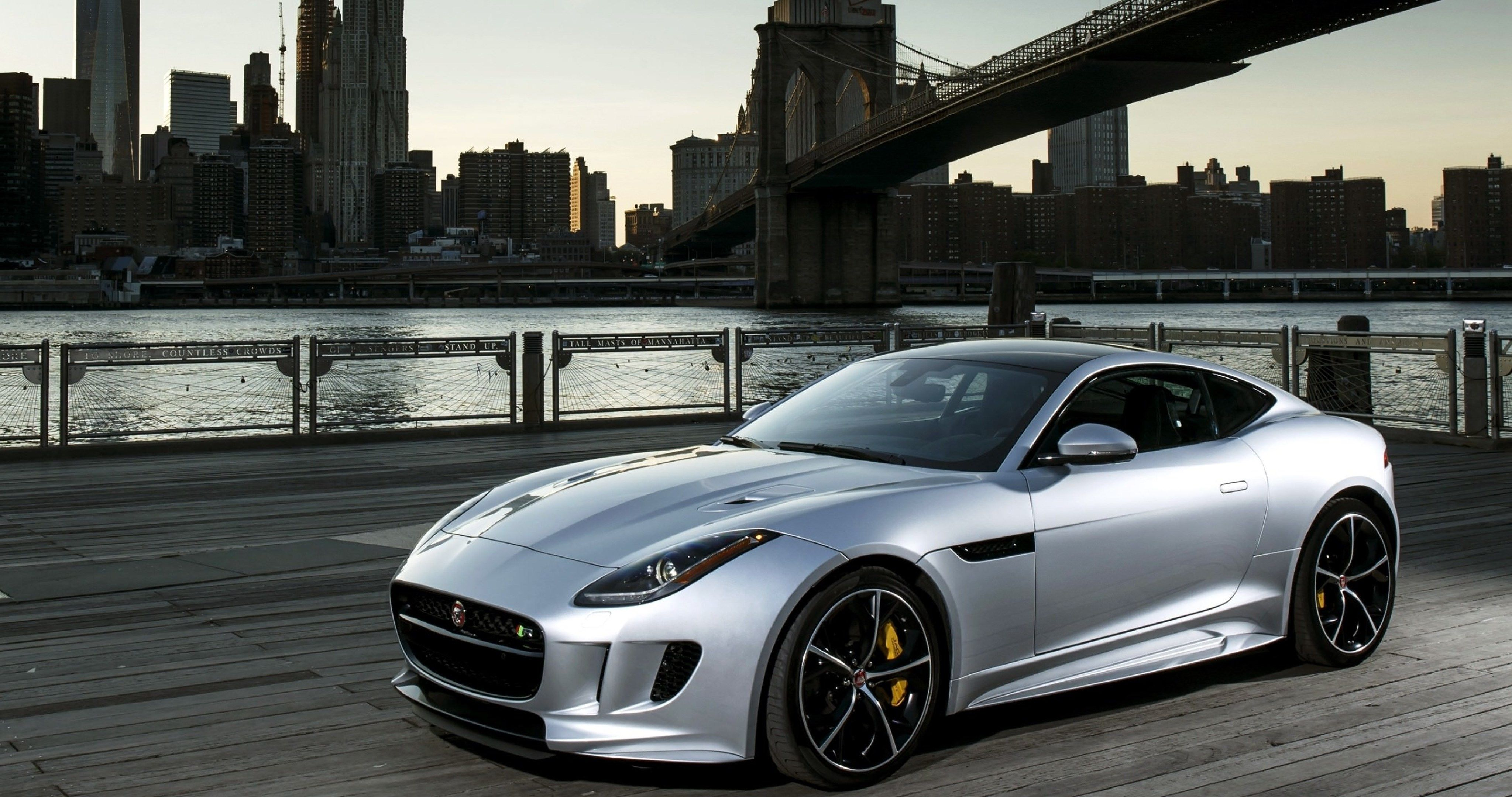 jaguar f type r 2015 4k ultra hd wallpapers » High quality walls