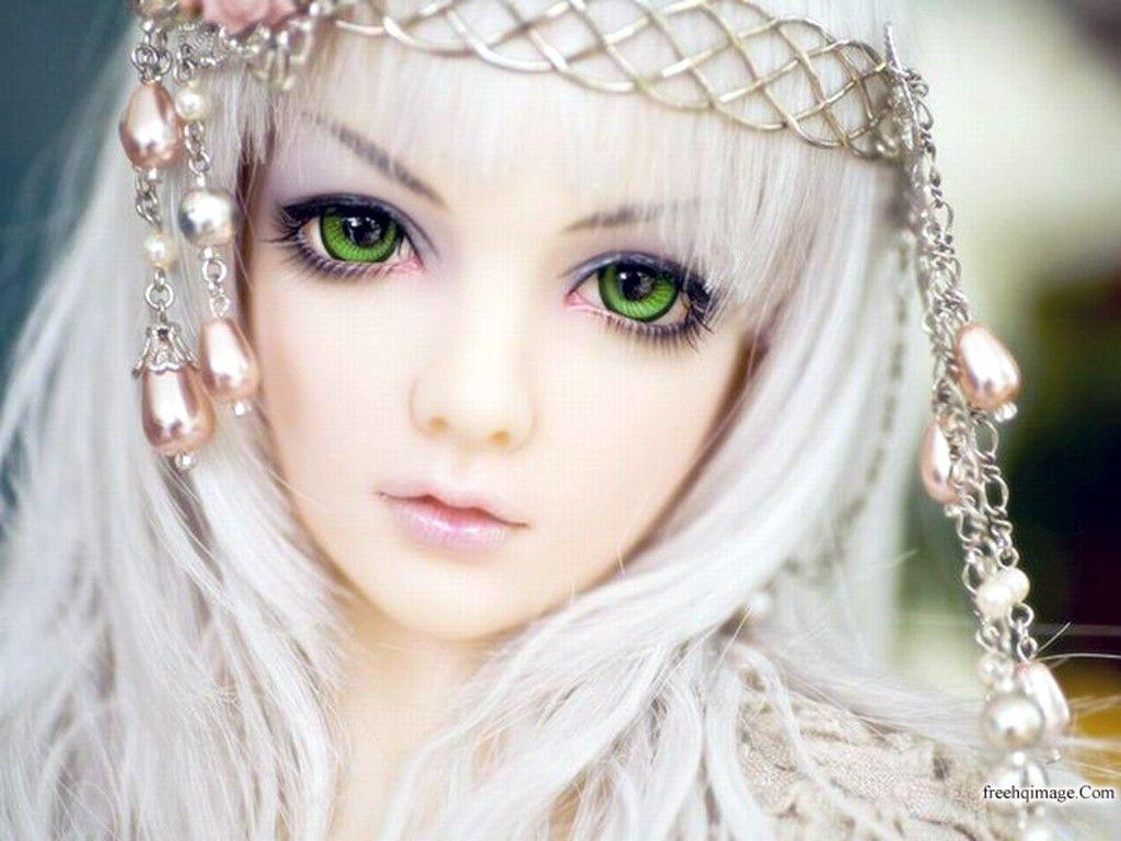 Attractive Barbie Doll Beautiful HD Wallpaper Download