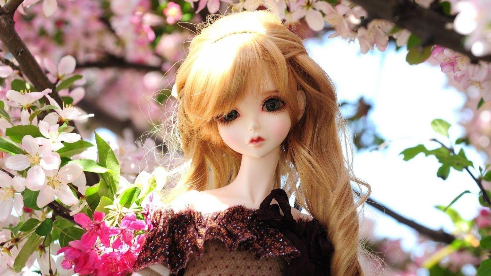 Dolls wallpapers wallpaper cave - Cute barbie doll wallpaper hd ...