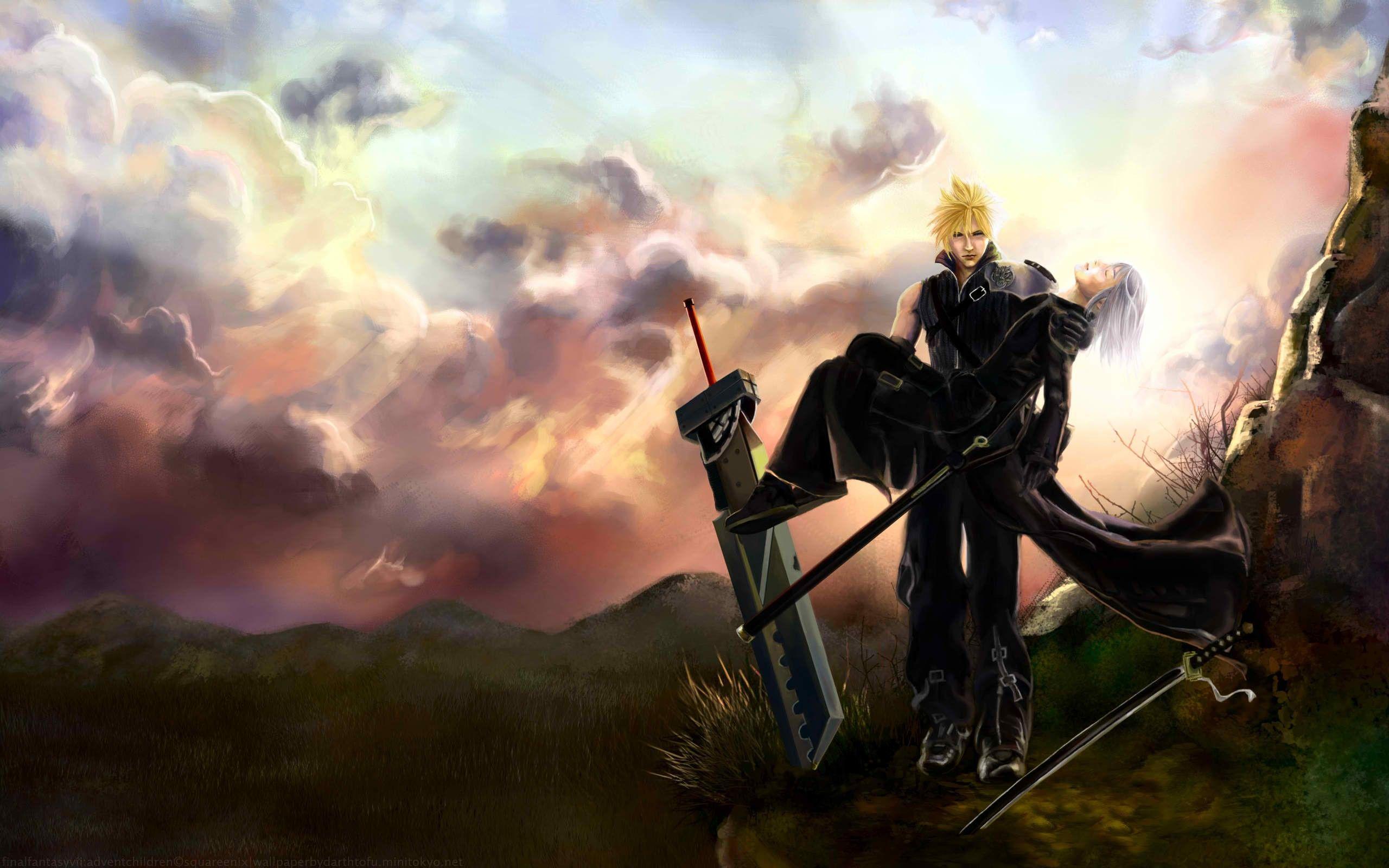 Unduh 9300 Koleksi Wallpaper Final Fantasy Untuk Android HD Terbaru
