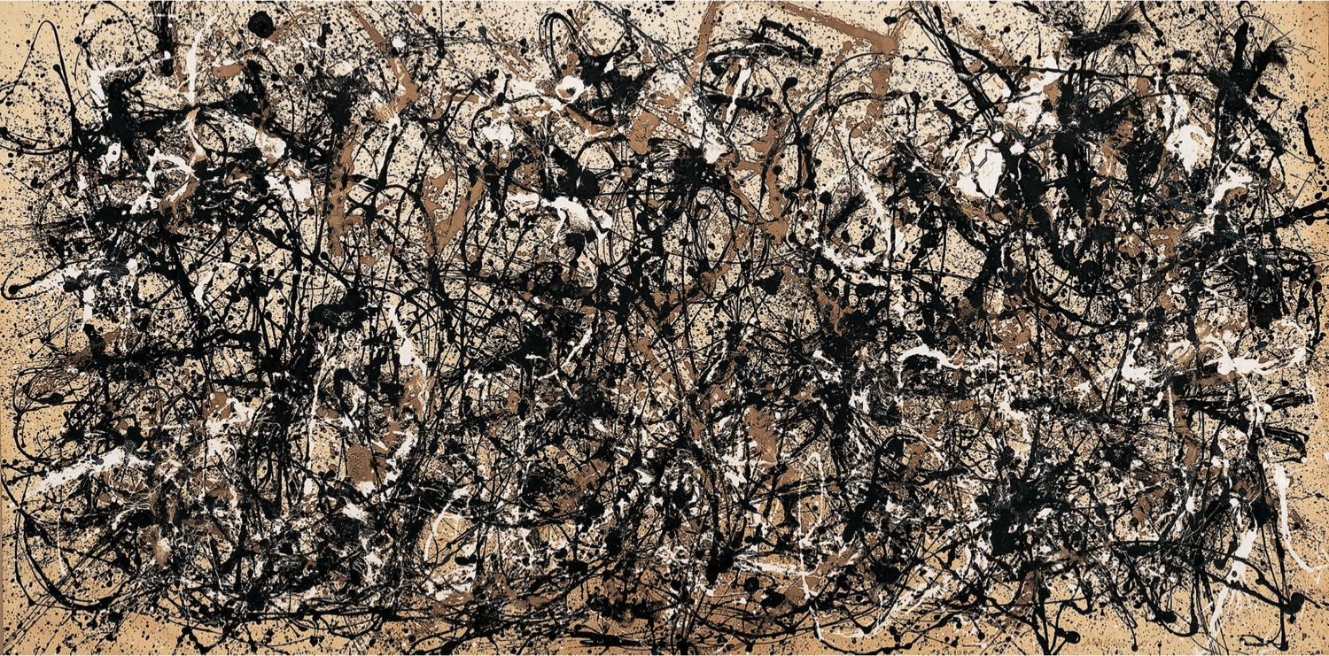 Jackson Pollock Abstract Expressionism