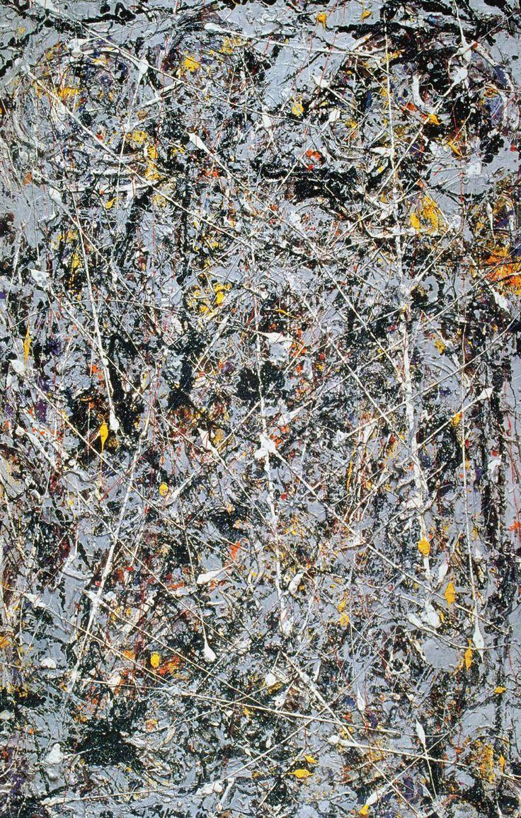 Jackson Pollock Wallpapers Wallpaper Cave