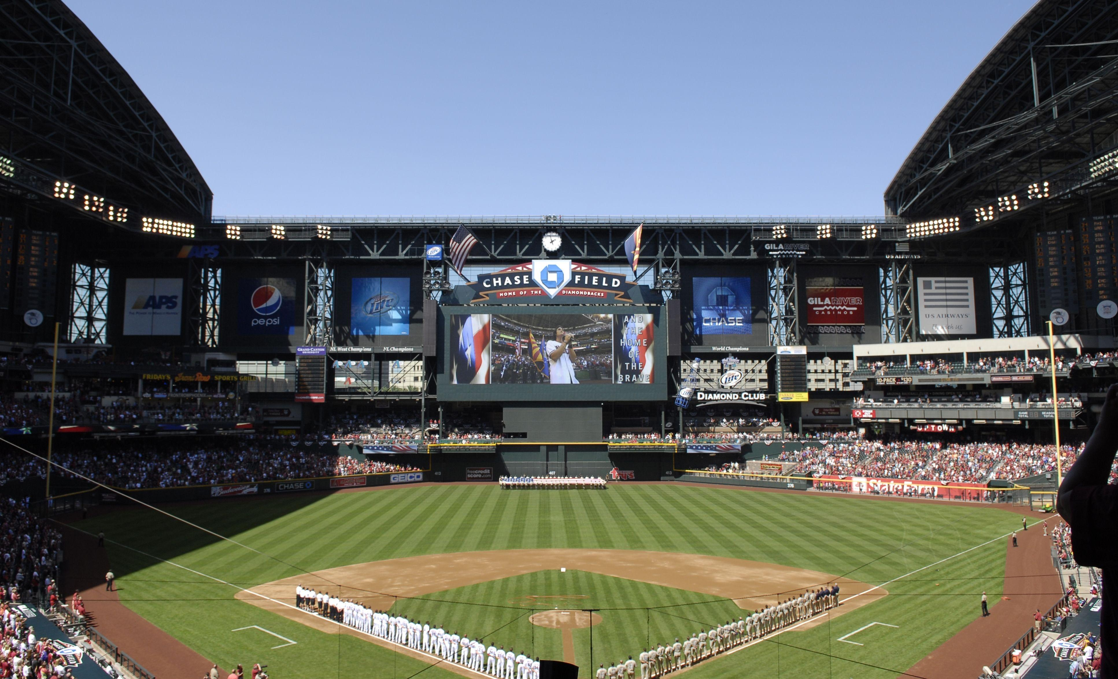 Chase Field Wallpapers