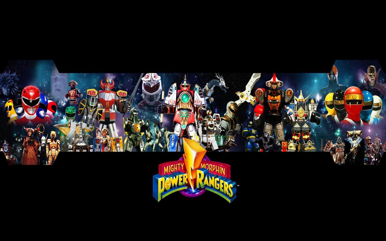 Power Rangers Megazord Wallpapers Wallpaper Cave Wallpaper