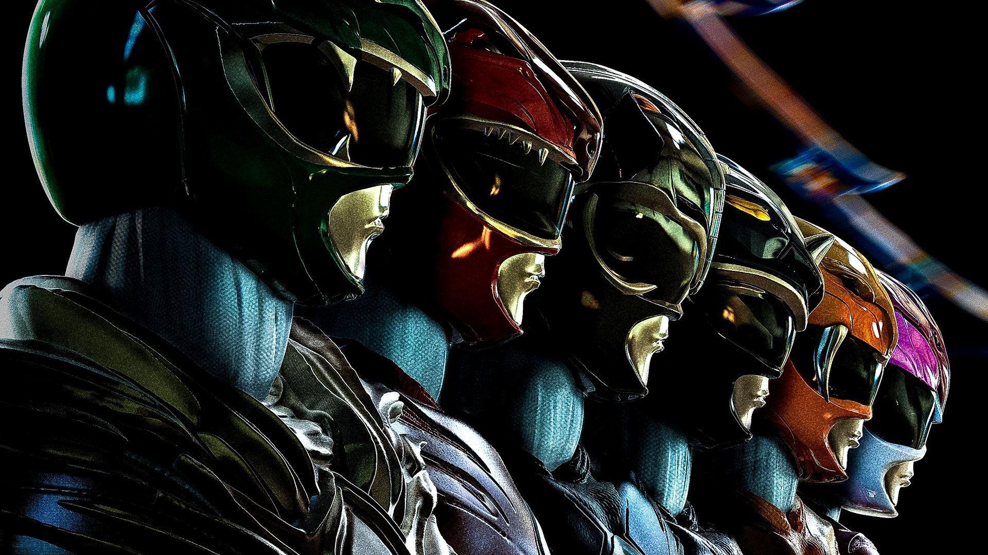 Power Rangers Background 10