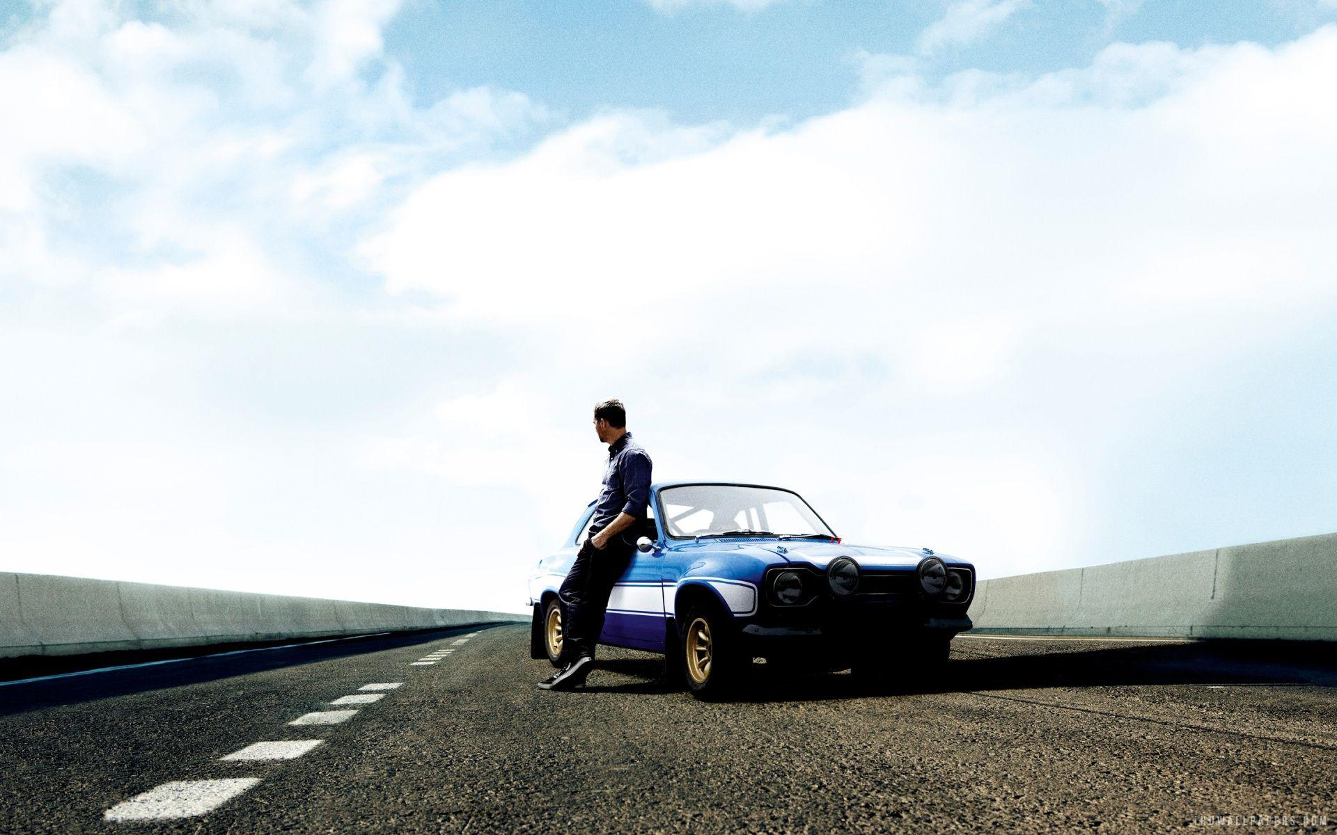 Paul Walker Fast & Furious 6 HD Widescreen Wallpapers