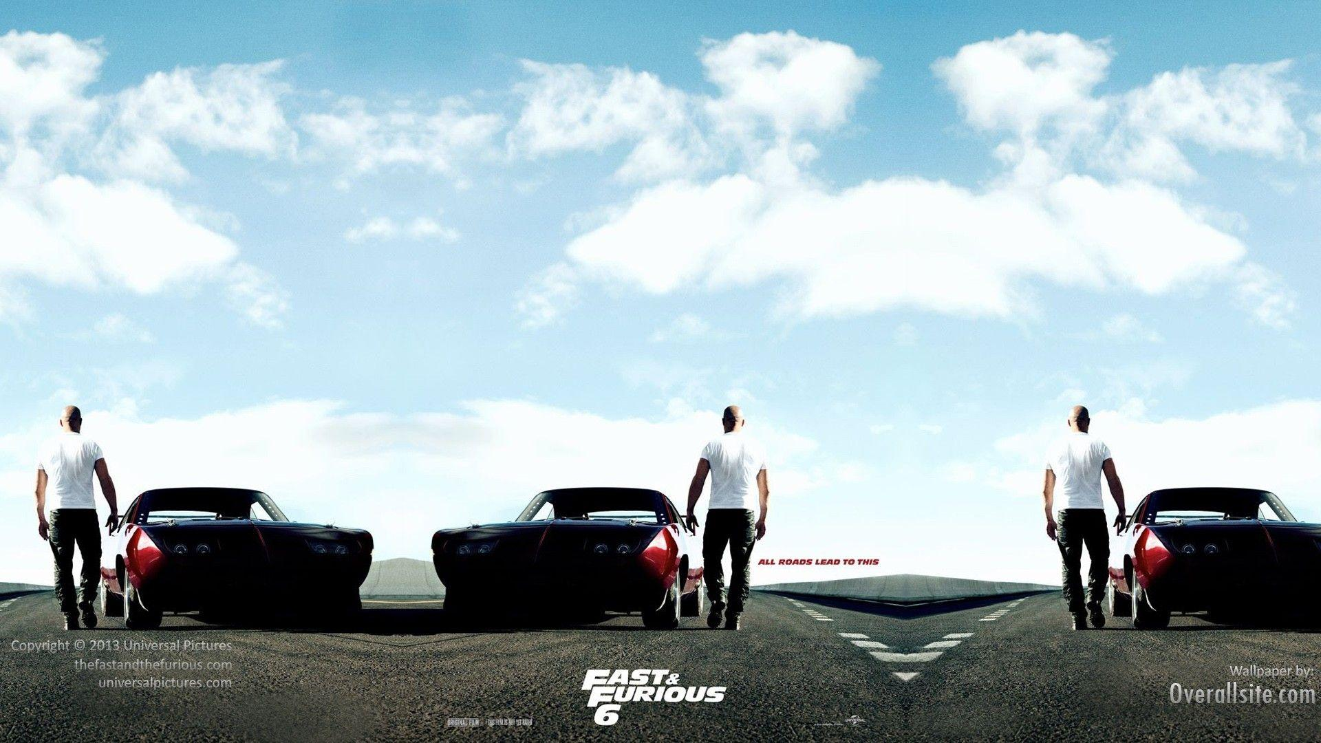 Fast and Furious 6 Backgrounds