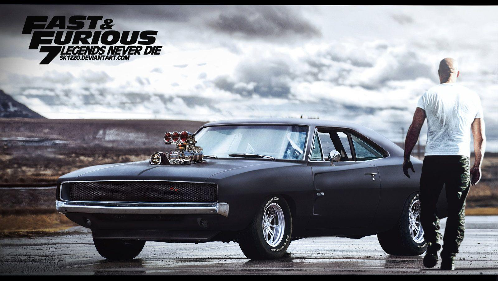 Fast And Furious 7 HD Wallpapers for iPhone 6