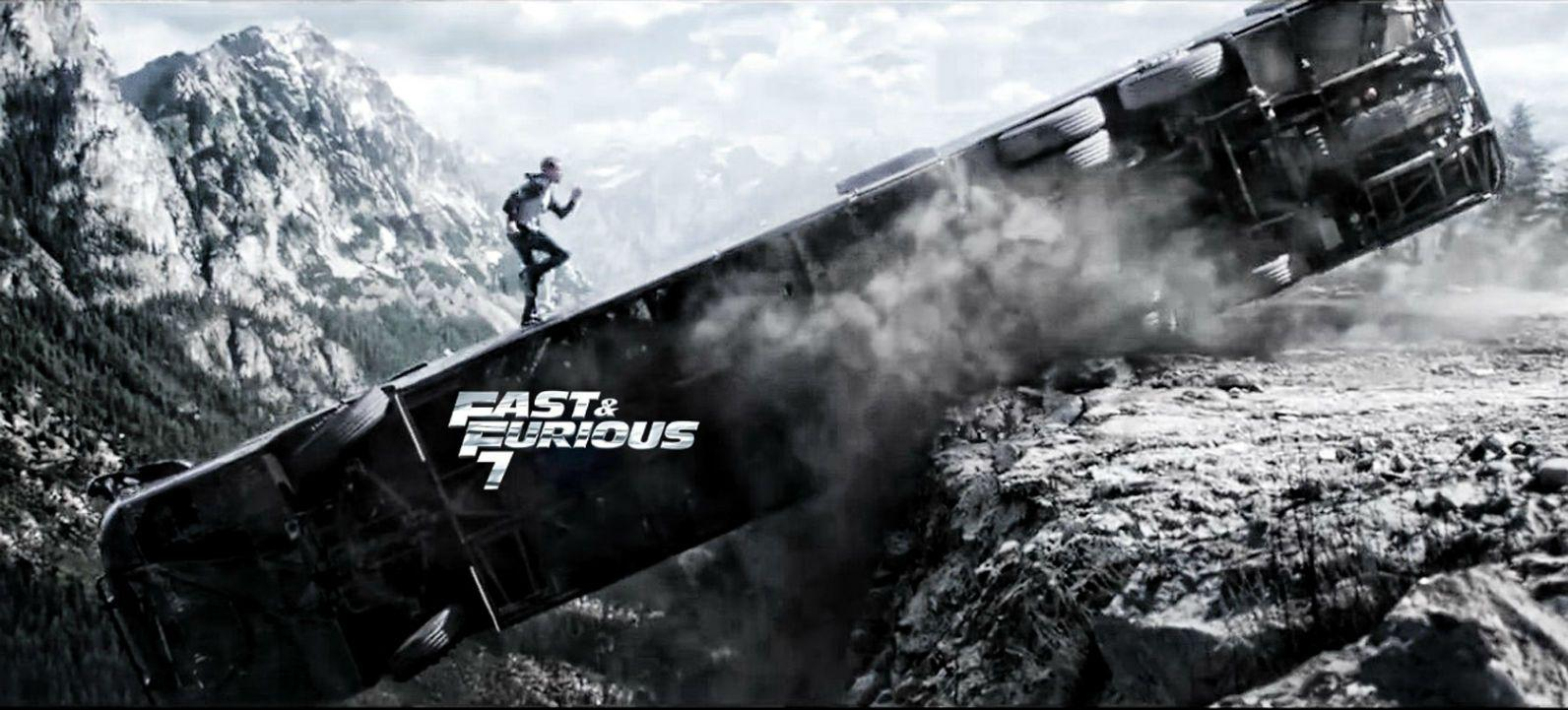 Furious 7' Review: Paul Walker's Last Hurrah Is One Heck of a Ride
