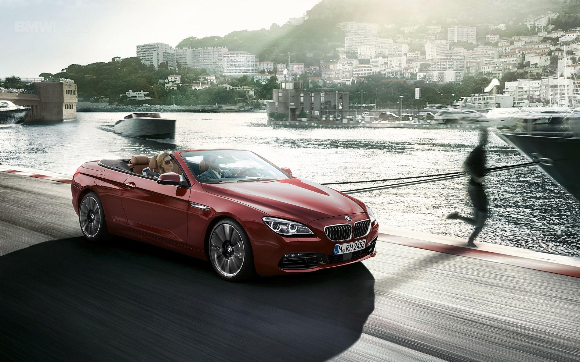 Wallpapers 2015 BMW 6 Series Coupe, 2015 BMW 6 Series Convertible