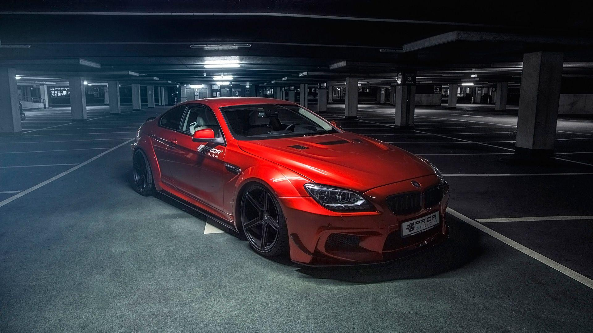 Prior Design BMW 6 Series 2014 Wallpapers