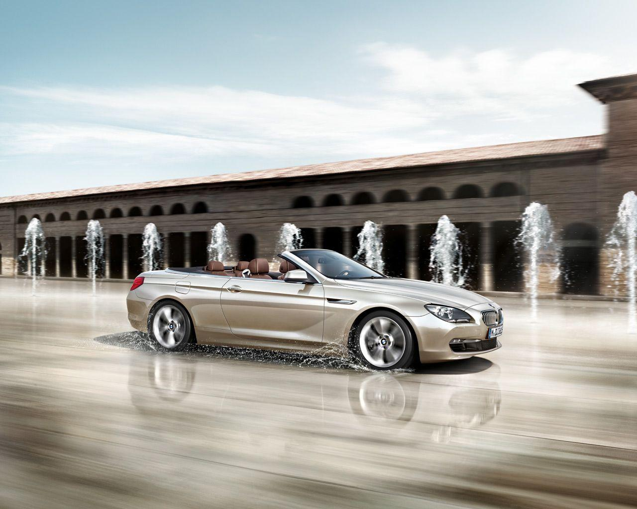 Wallpapers: 2012 BMW 6 Series Convertible
