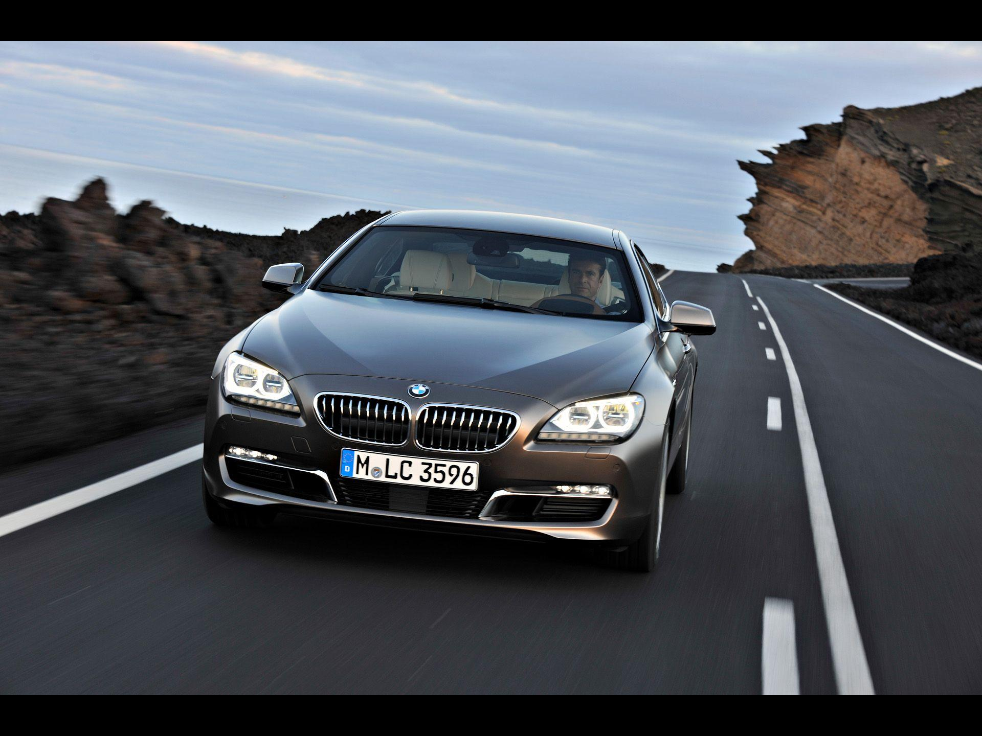 BMW 6 Series Gran Coupe Front Tilt wallpapers