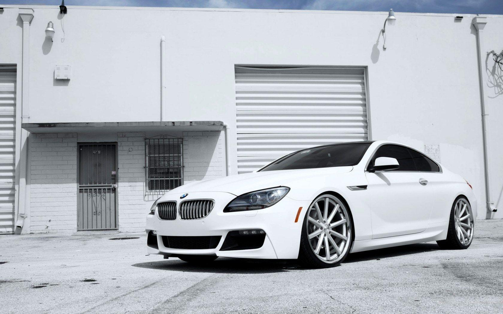 White BMW 6 Series Wallpapers 43418 1680x1050 px ~ HDWallSource
