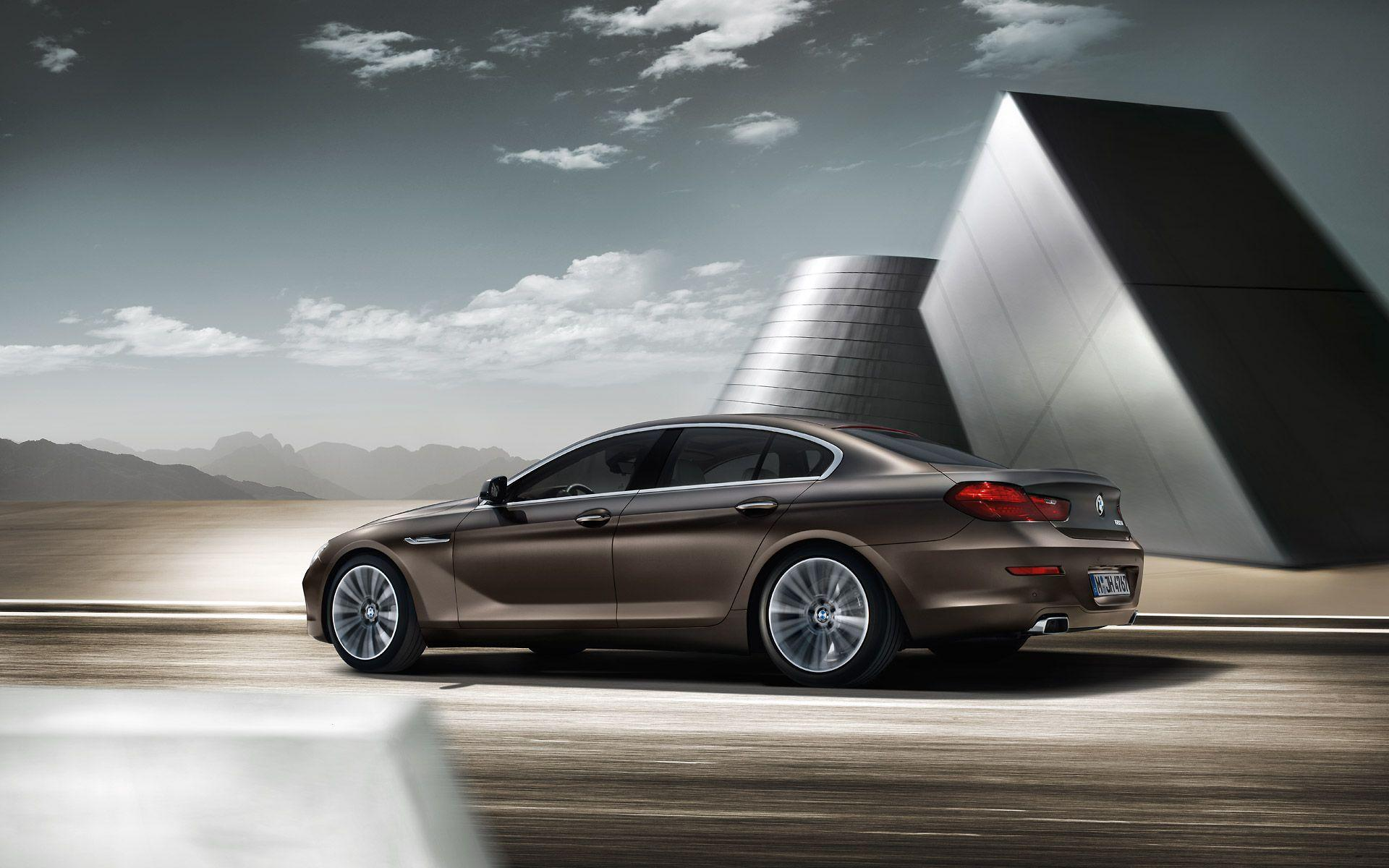 Bmw F06 6 series Gran Coupe Wallpapers & Technical comparison