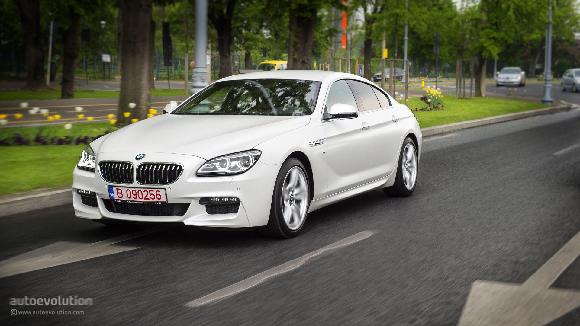 2016 BMW 6 Series Gran Coupe Wallpapers: Bring on the Frozen Paint