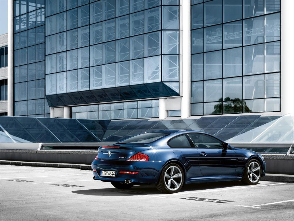 BMW Downloads : BMW 6 Series Coupé wallpapers