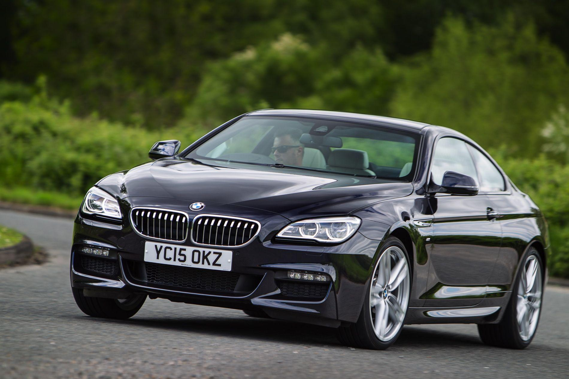 2015 BMW 6 Series Coupe, Convertible, Gran Coupe