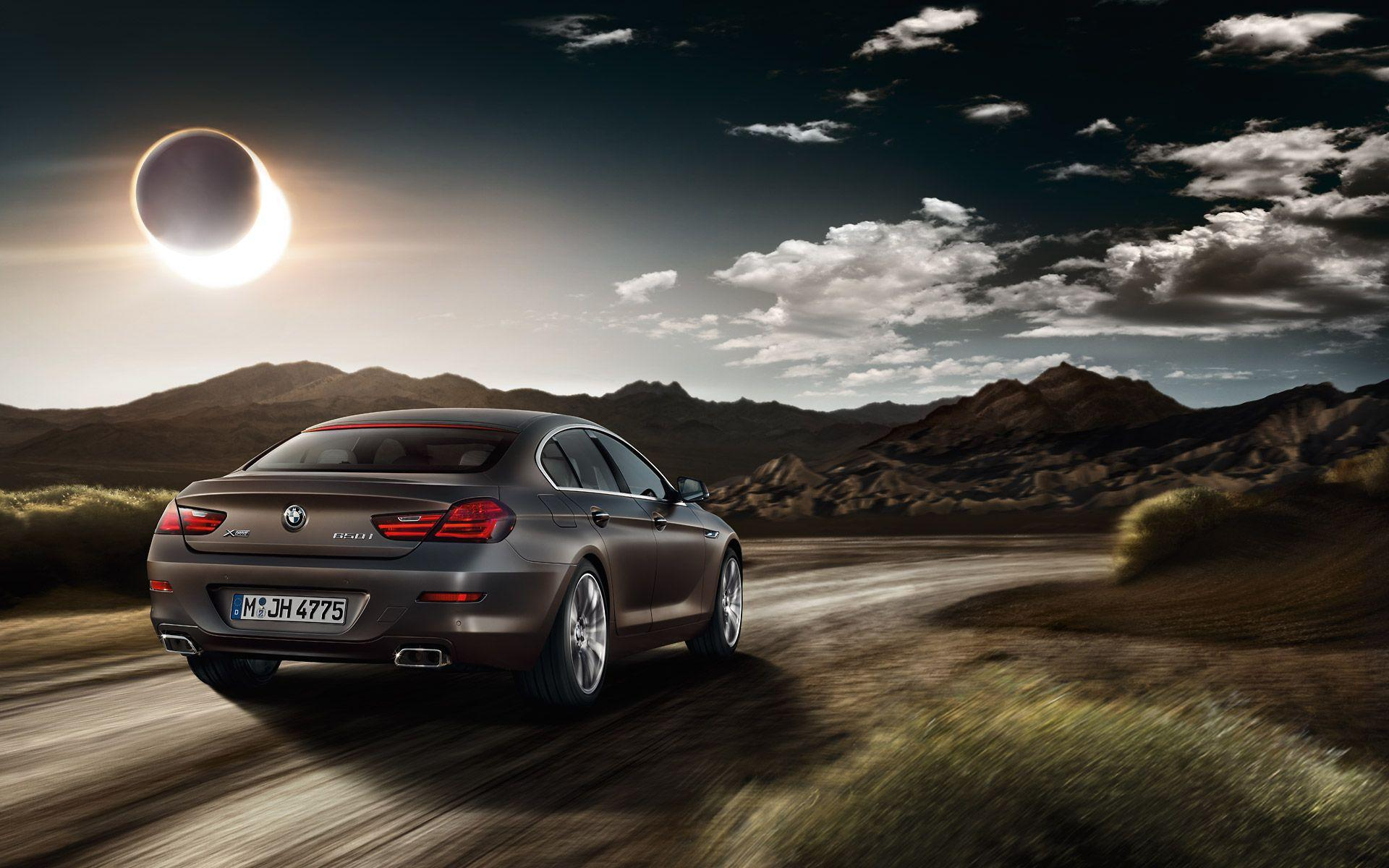 Wallpapers: BMW 6 Series Gran Coupe