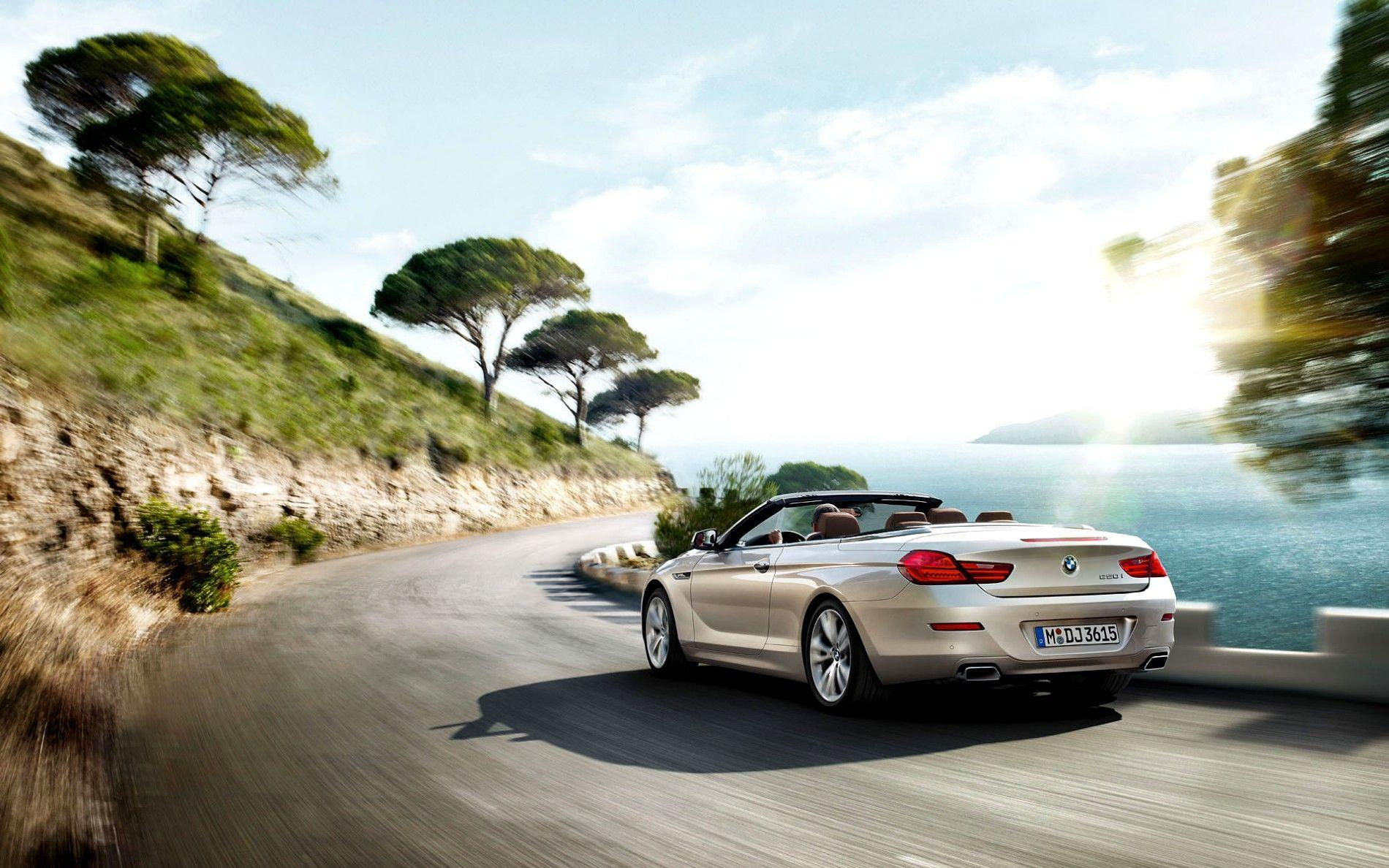 First Video: 2012 BMW 6 Series Convertible