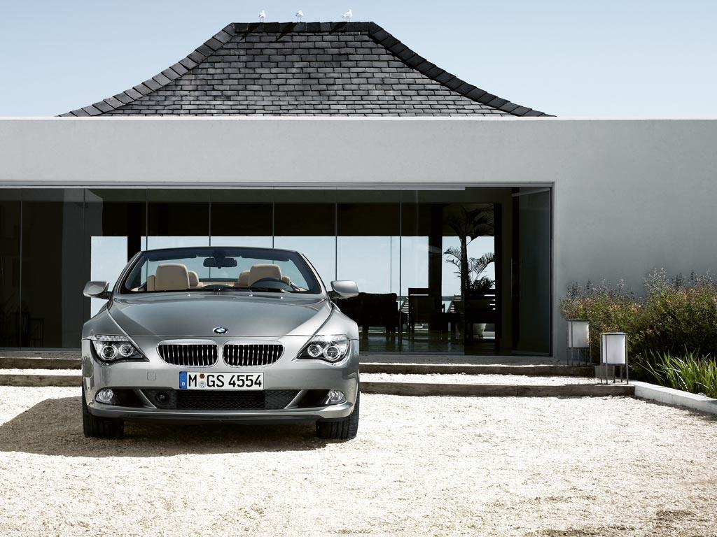 BMW Downloads : BMW 6 Series Convertible wallpapers
