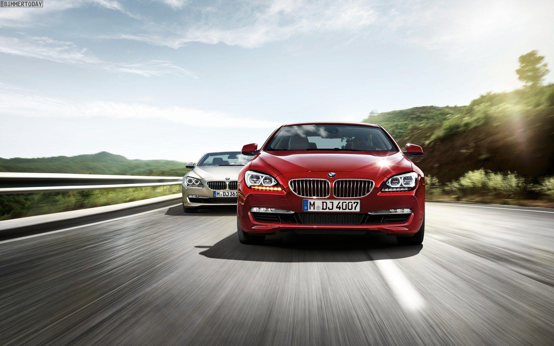 New Videos: 2012 BMW 6 Series Coupe