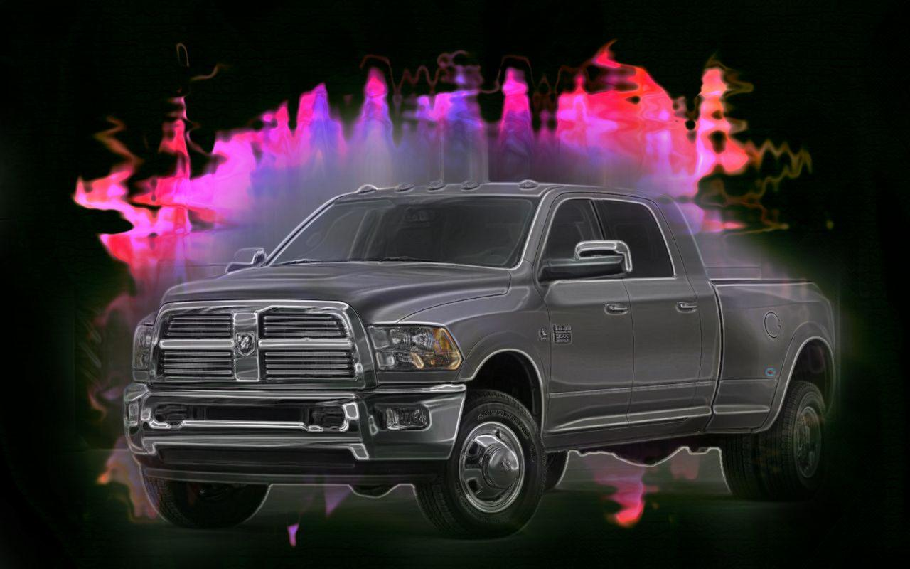 Dodge Truck Wallpapers Wallpaper Cave