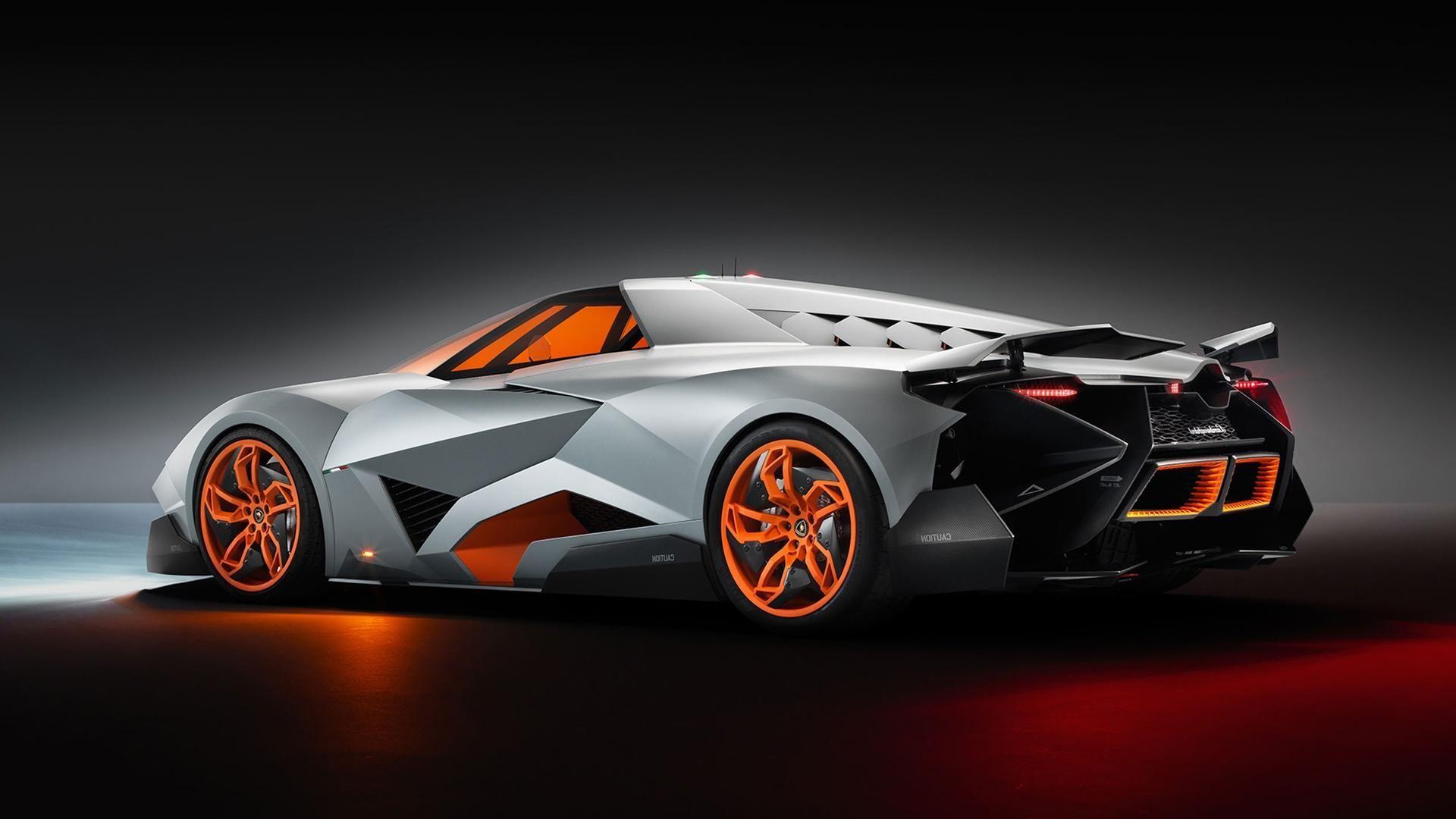 Lamborghini Egoista Wallpapers - Wallpaper Cave