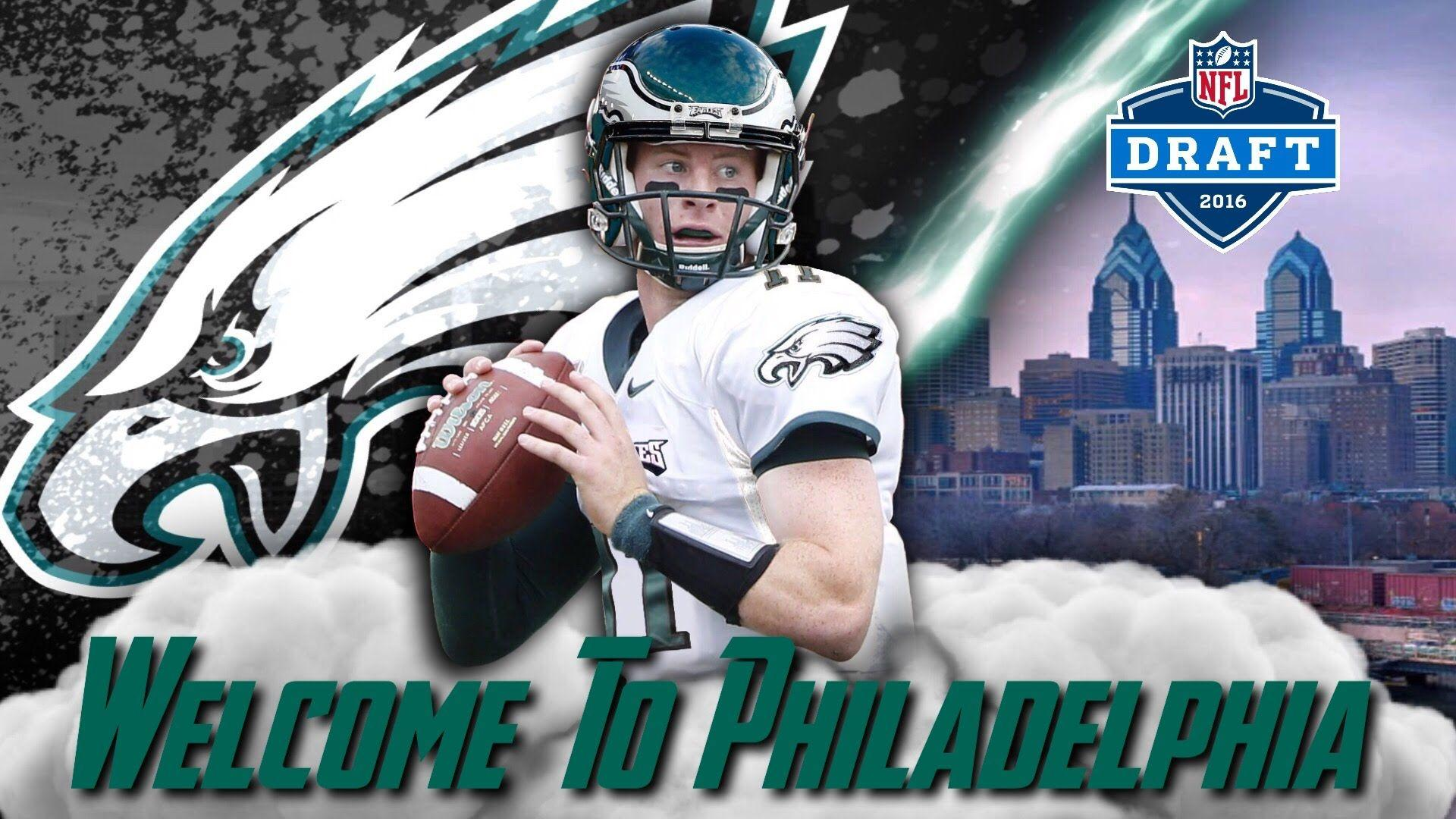 Carson Wentz Highlights l Welcome to Philadelphia l HD l - YouTube