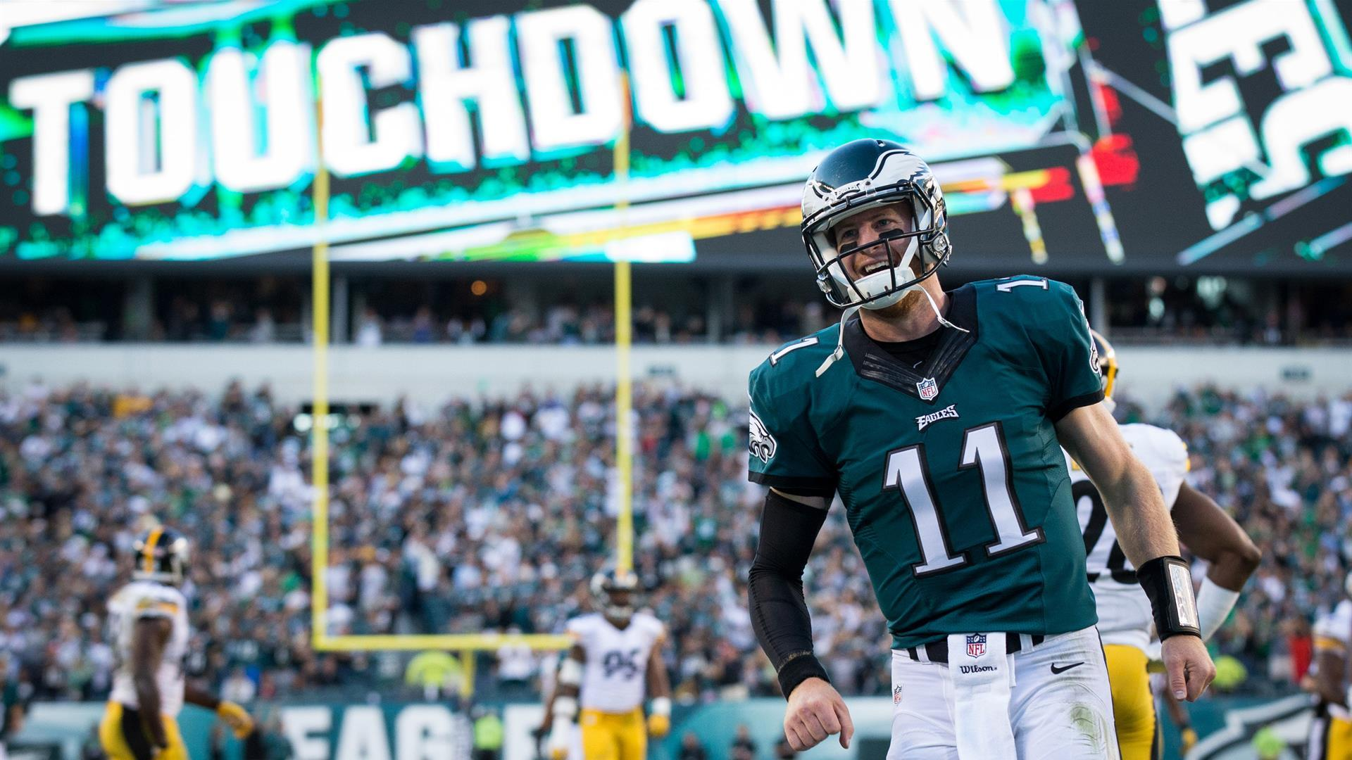 Was Carson Wentz snubbed for NFC Offensive Player of the Month ...