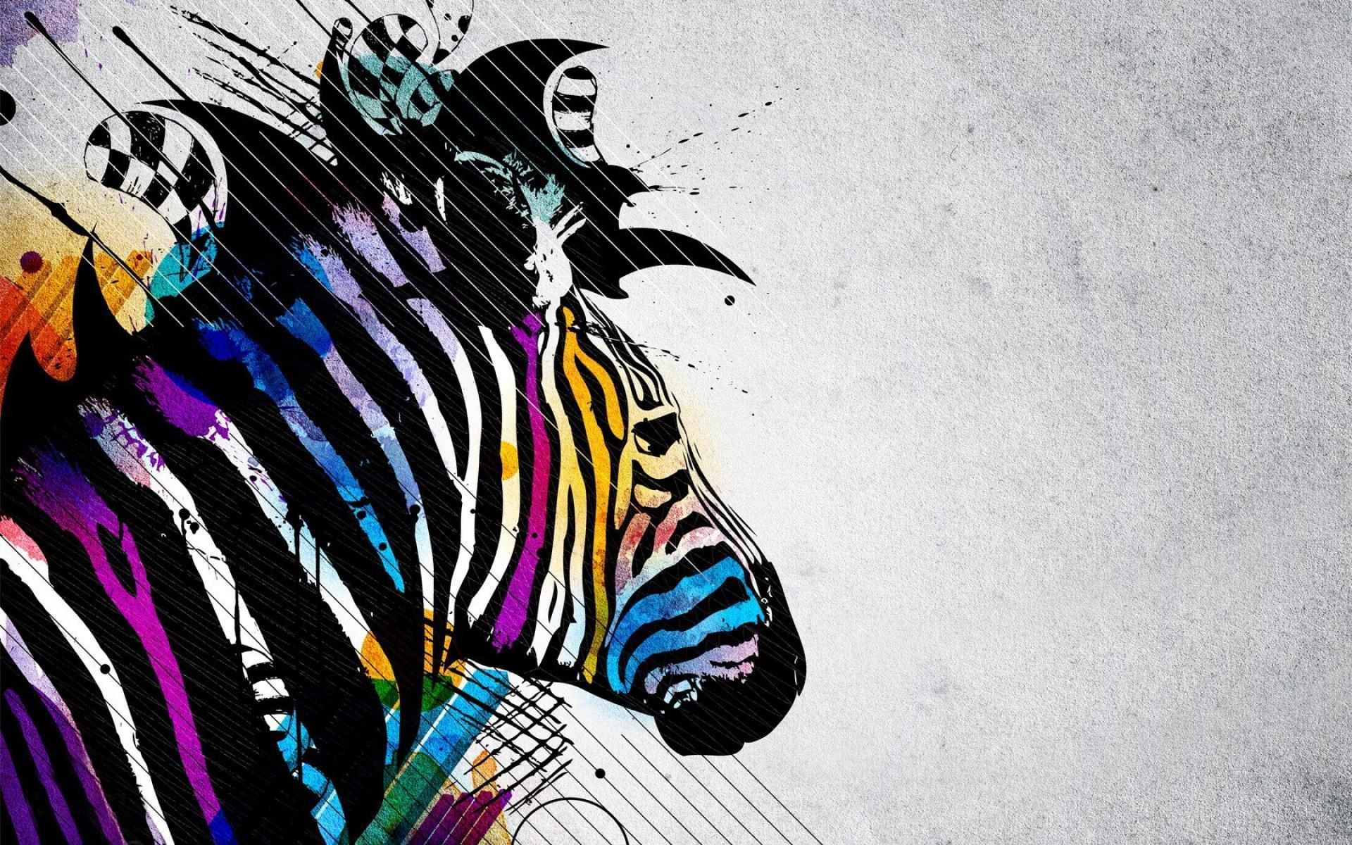 Zebra Widescreen HD Wallpapers 17902