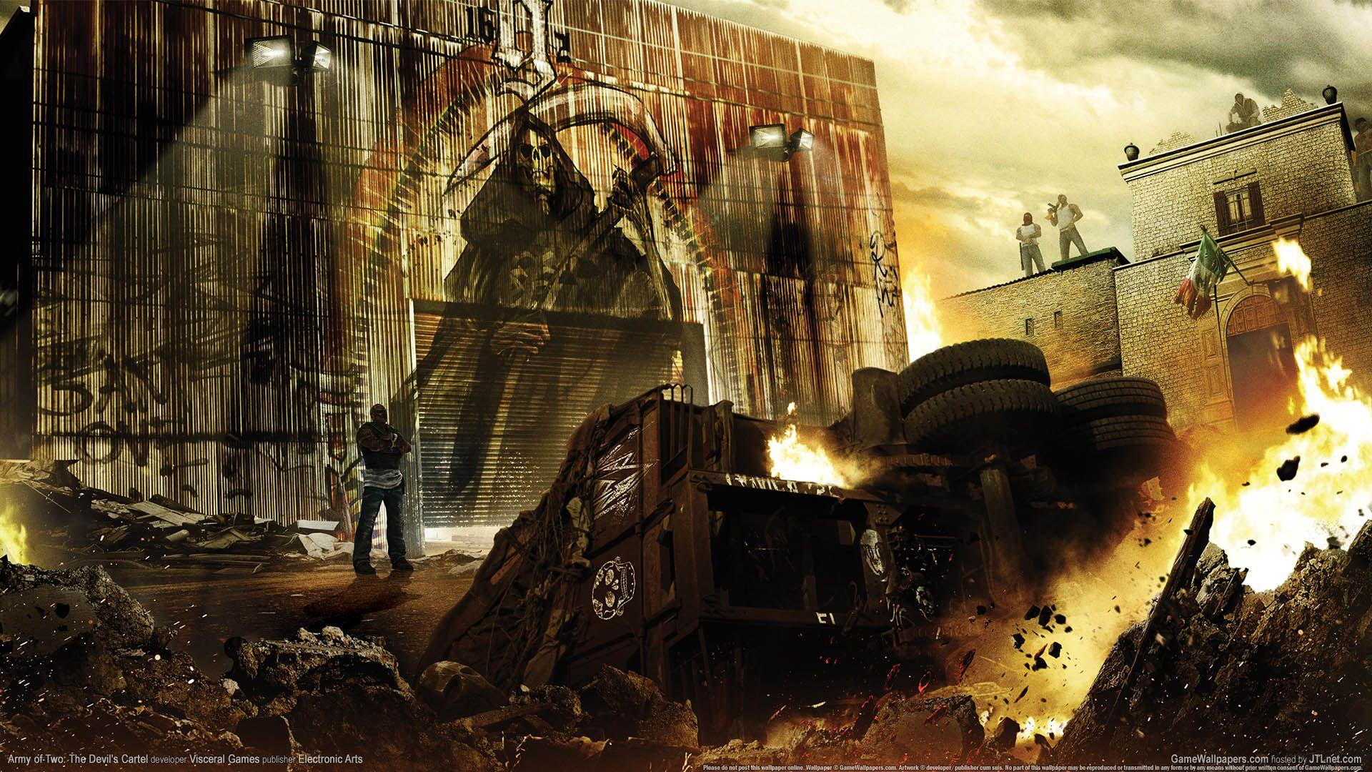 Army Of Two Wallpaper and Background Image | 1680x1050 ... |Army Of Two Wallpaper 1920x1080