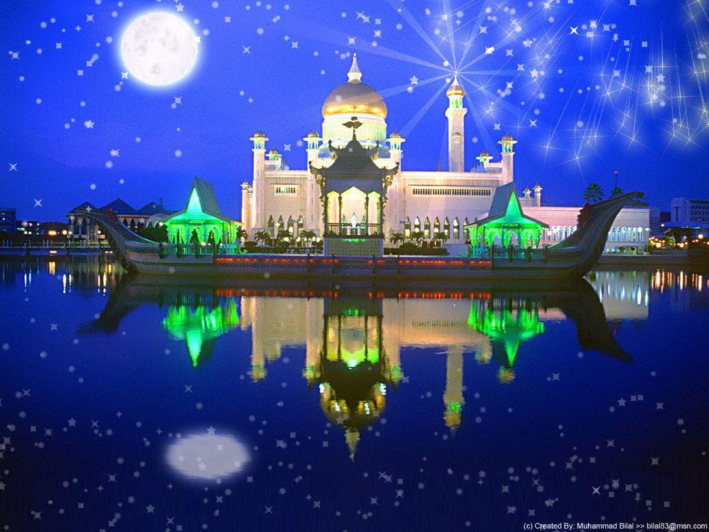 Beautiful Mosque No.3 by starlord