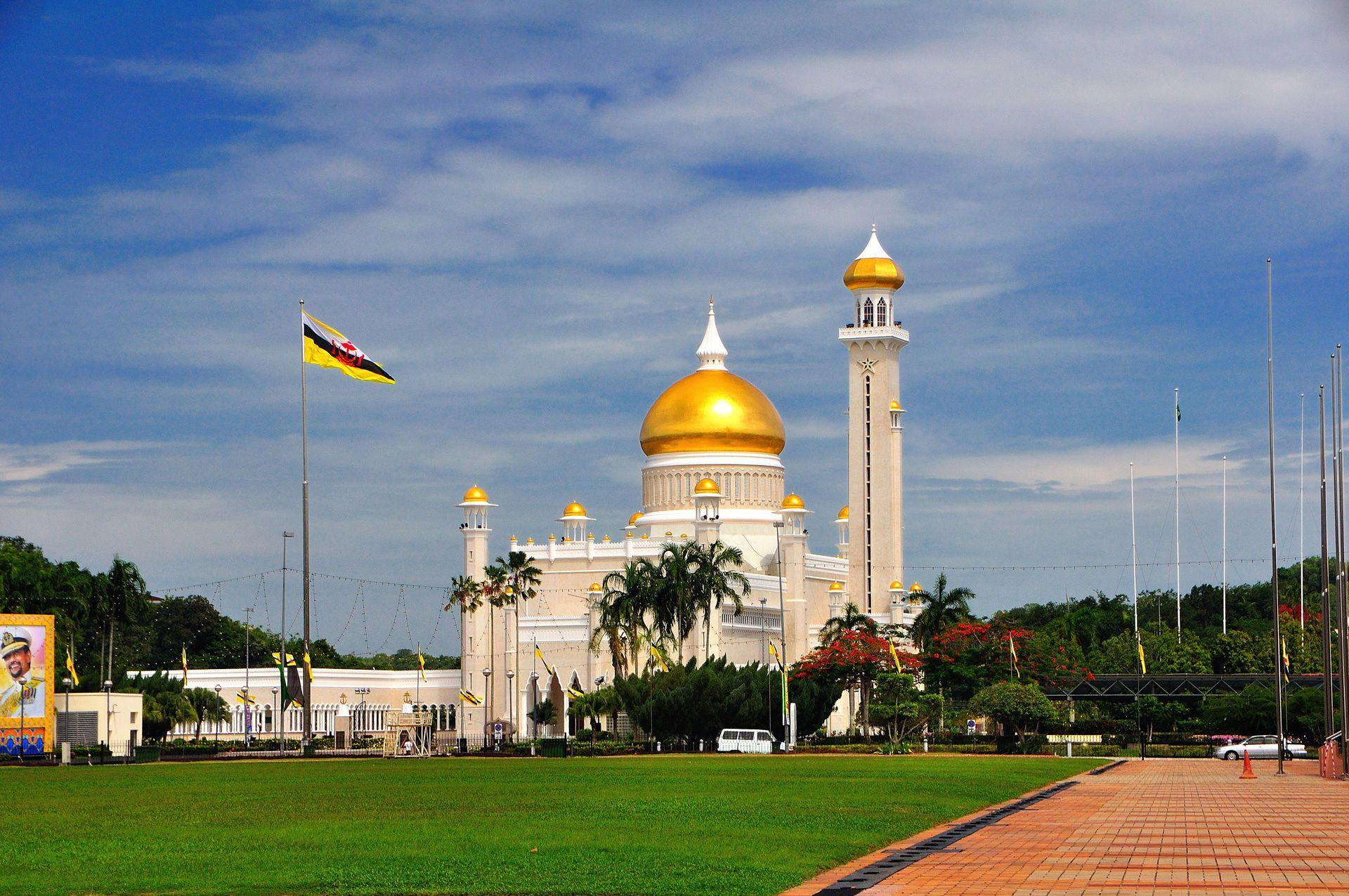 HD brunei different building Wallpapers