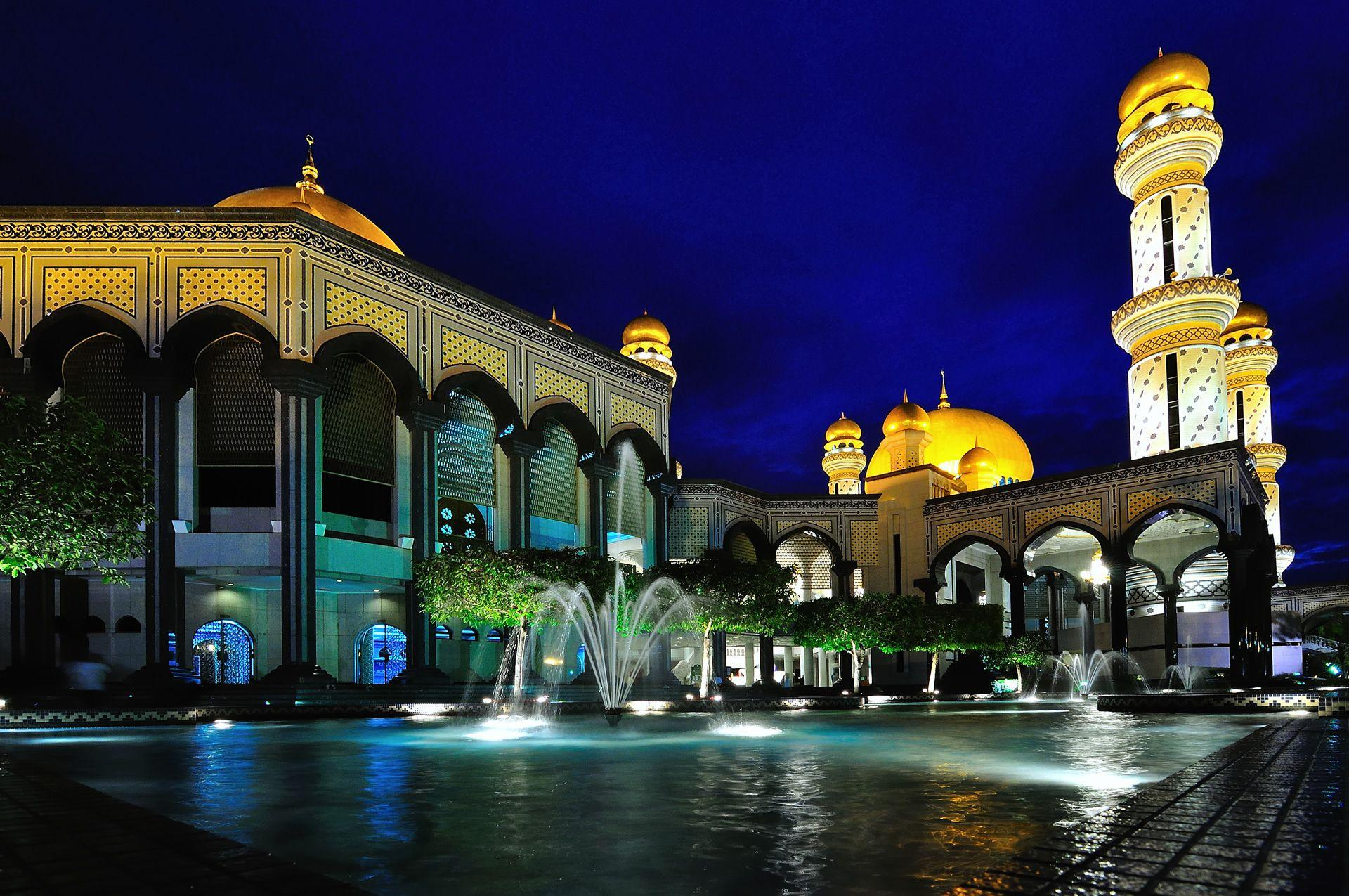 HD brunei super palace Wallpapers