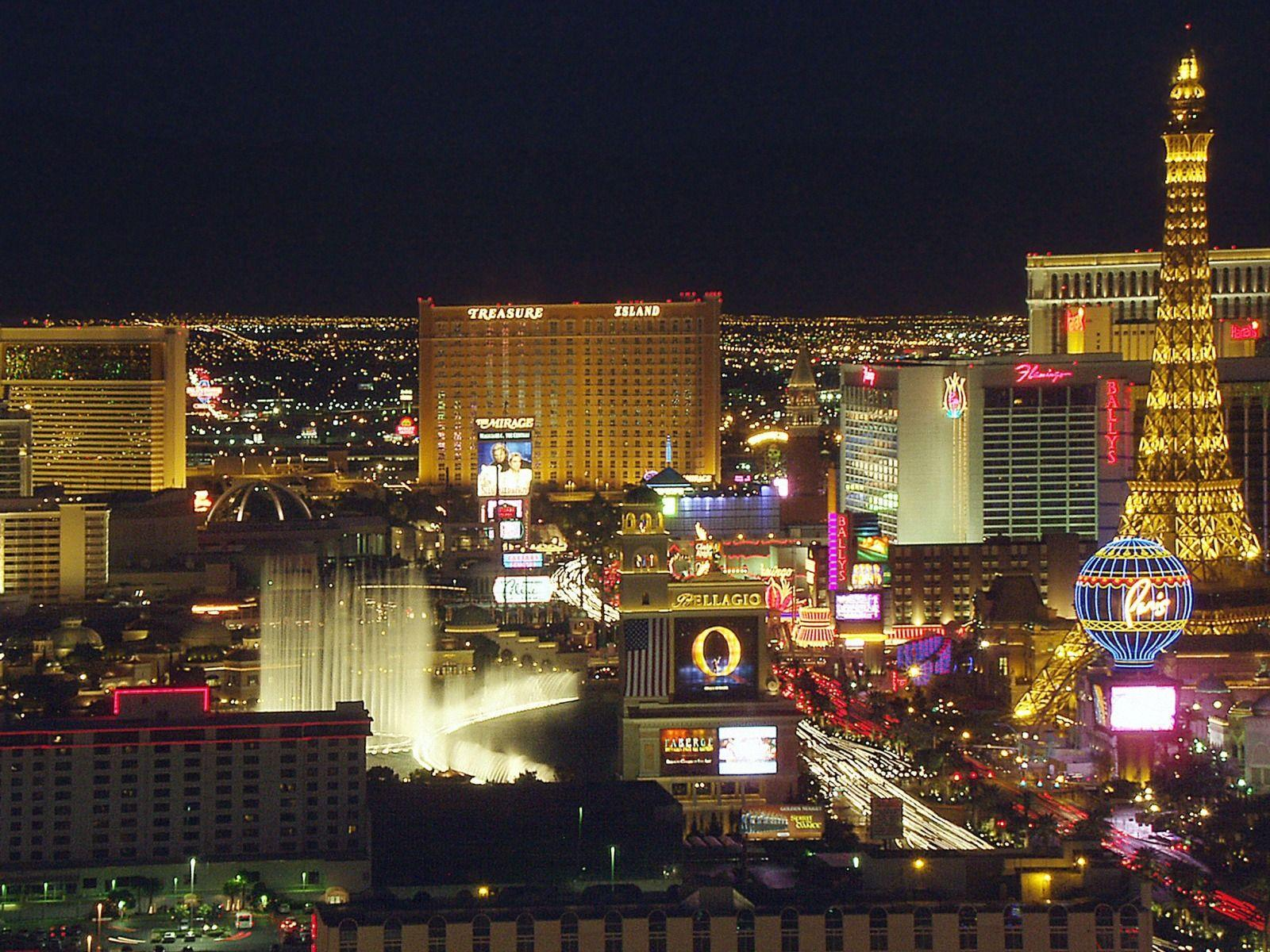 Extremely Las Vegas Strip Pictures Wallpapers