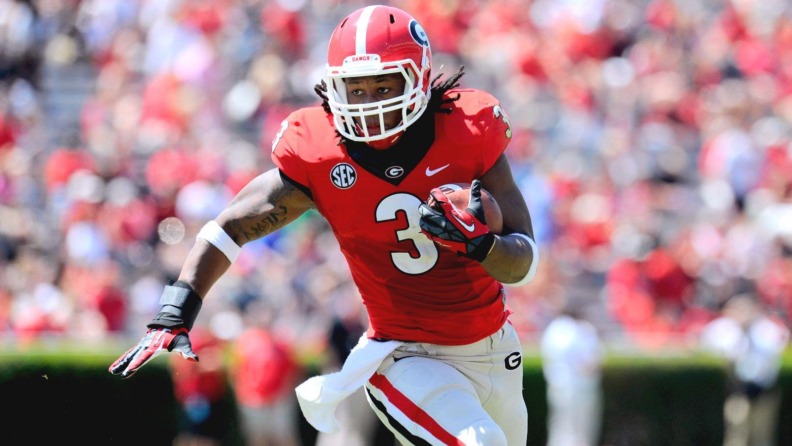 Backgrounds For Todd Gurley Georgia Backgrounds