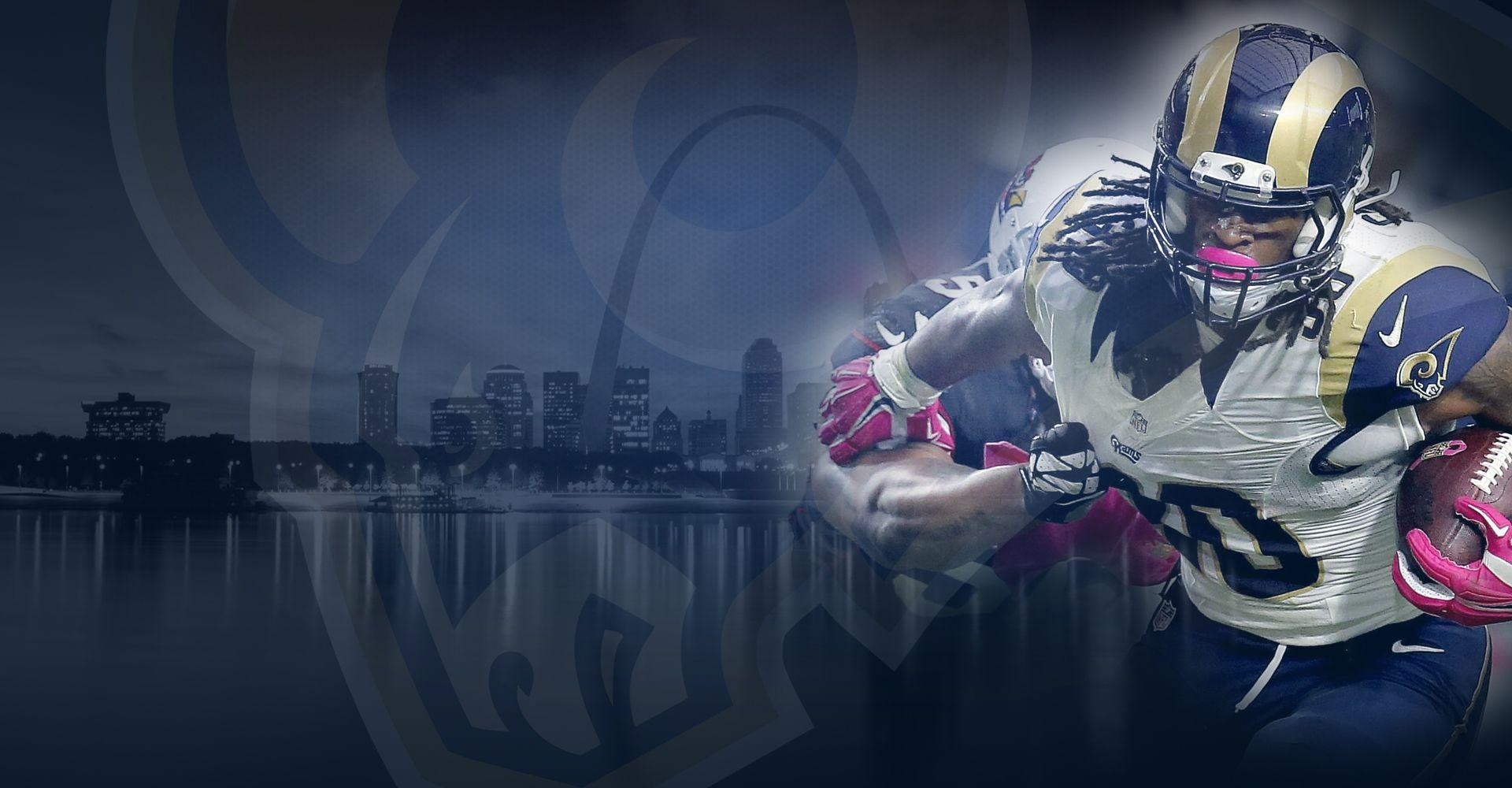 Todd Gurley St. Louis Rams wallpapers by sythlord66