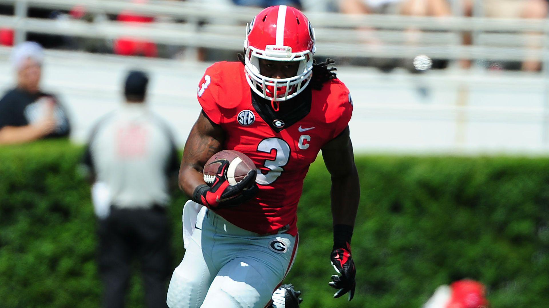 Report: Todd Gurley not traveling with team to Arkansas