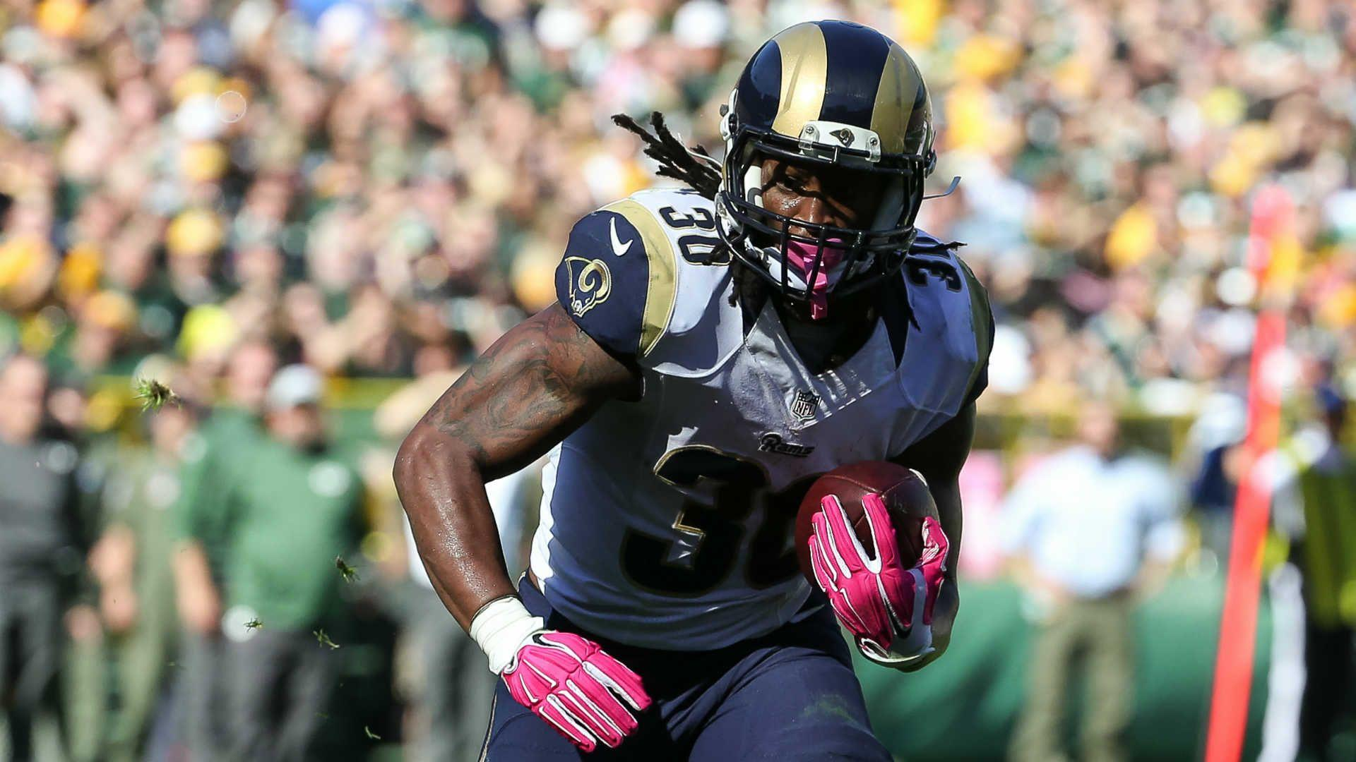 NFL rookie rankings: Rams' Todd Gurley sprints to top