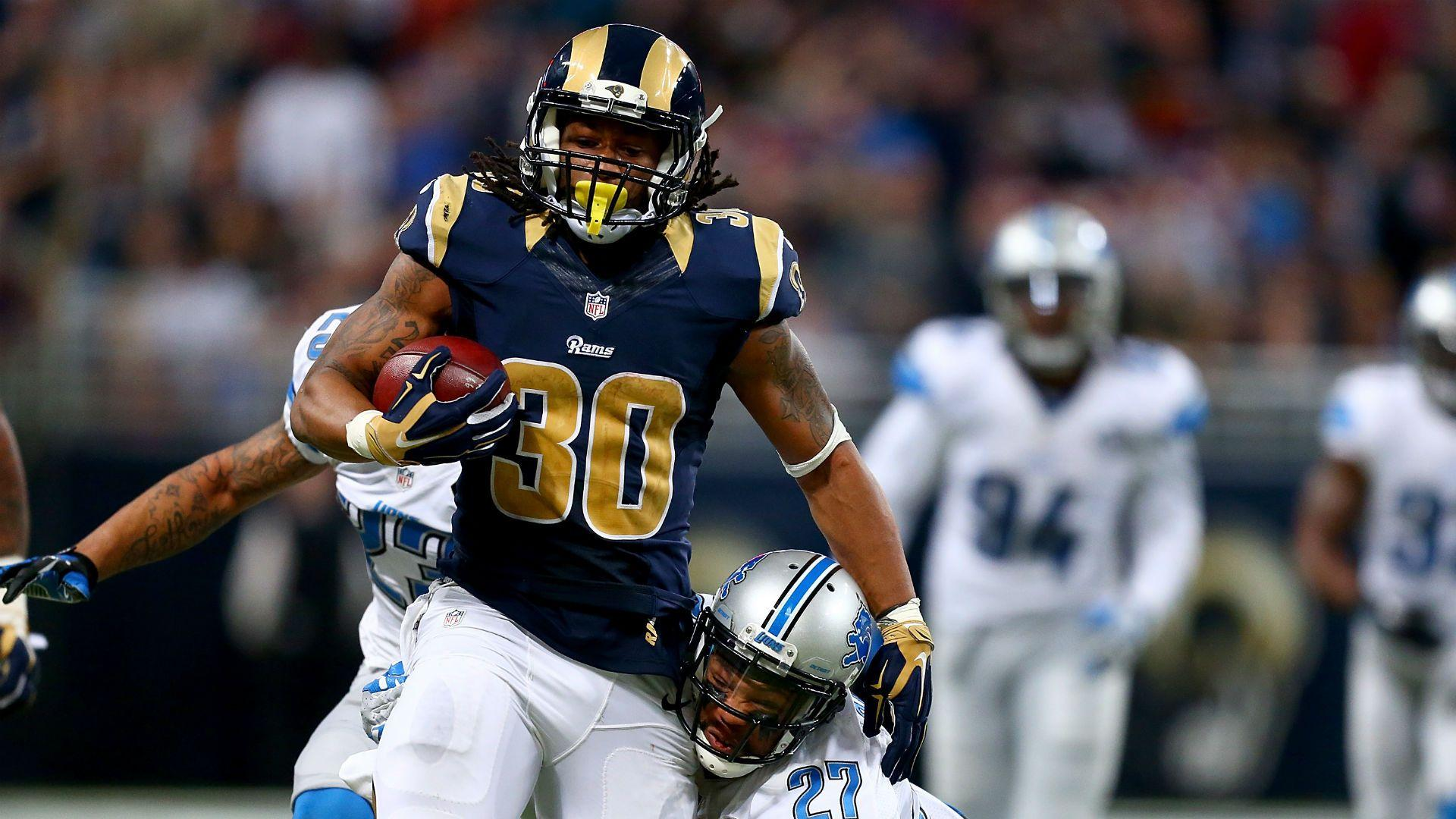 Todd Gurley driven to remain Rams' humble superstar in Los Angeles