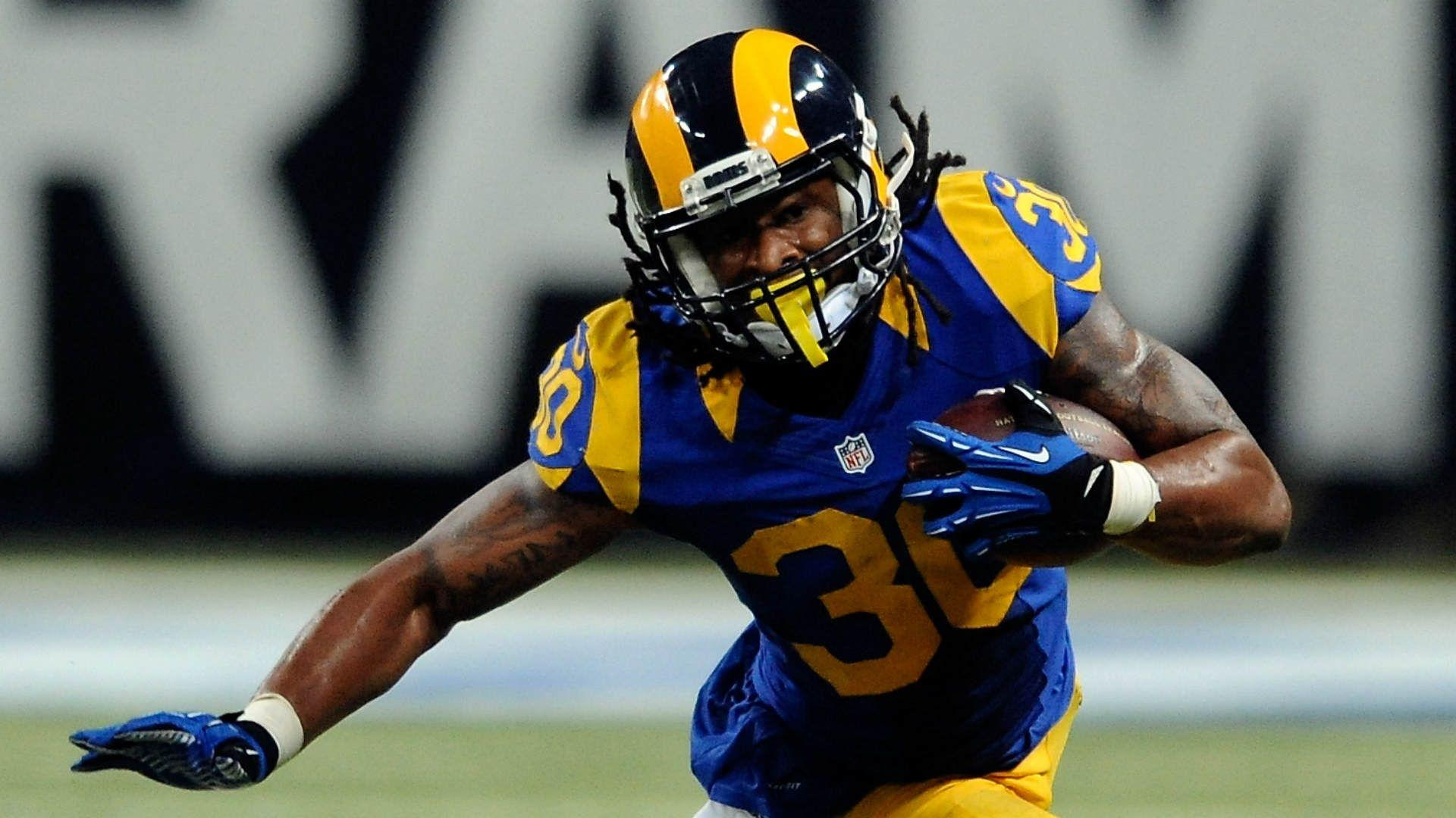 Sporting News NFL Rookie of the Year: Todd Gurley rescuing Rams