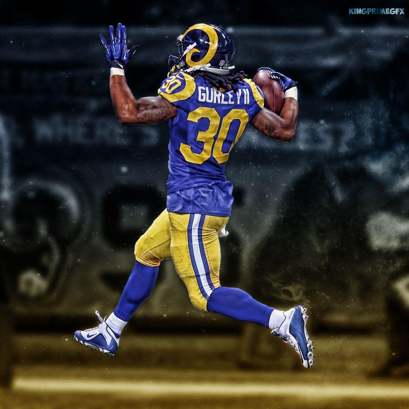 Todd Gurley Sports Edit