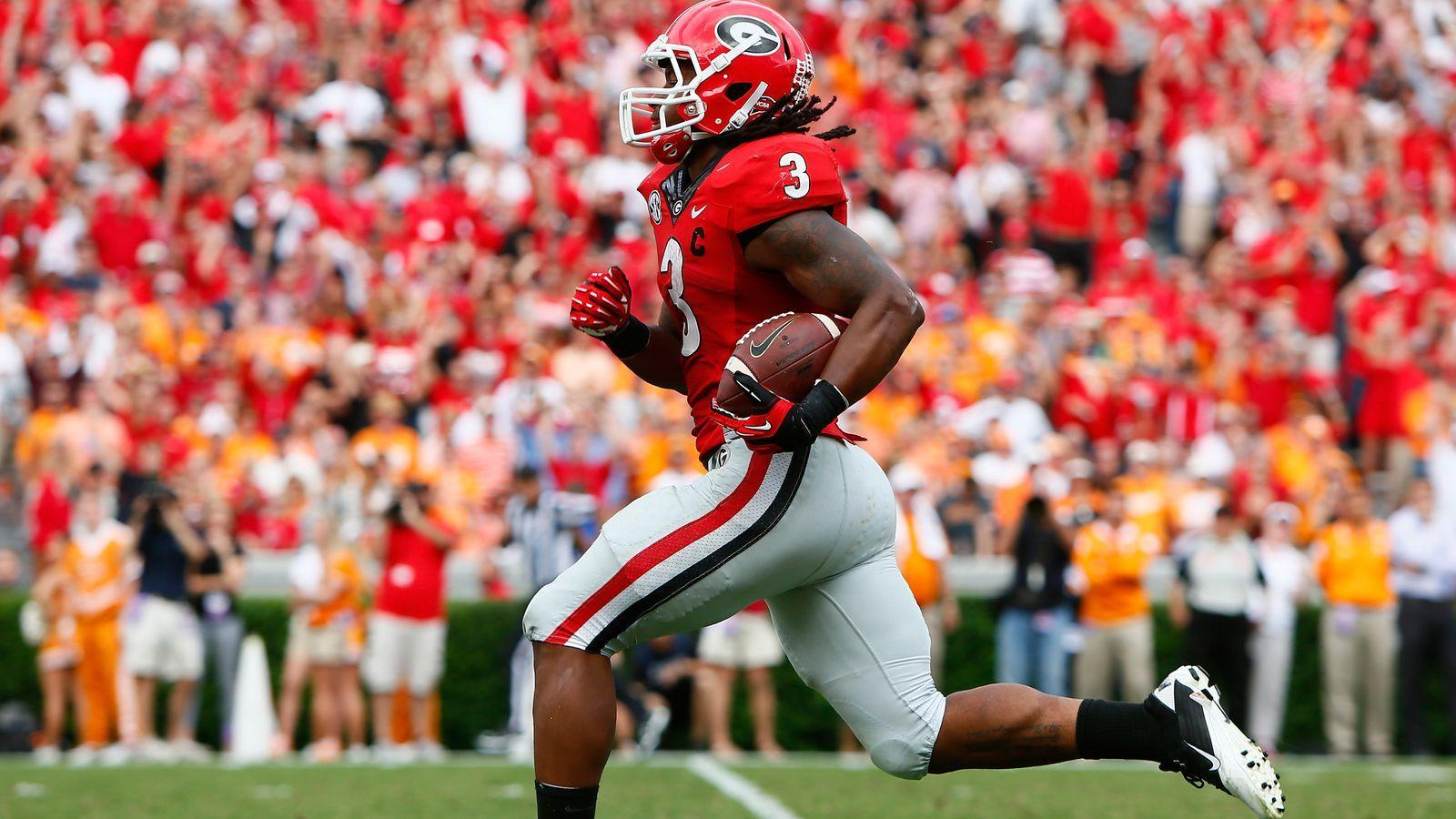 Would you rather draft Todd Gurley or Melvin Gordon?
