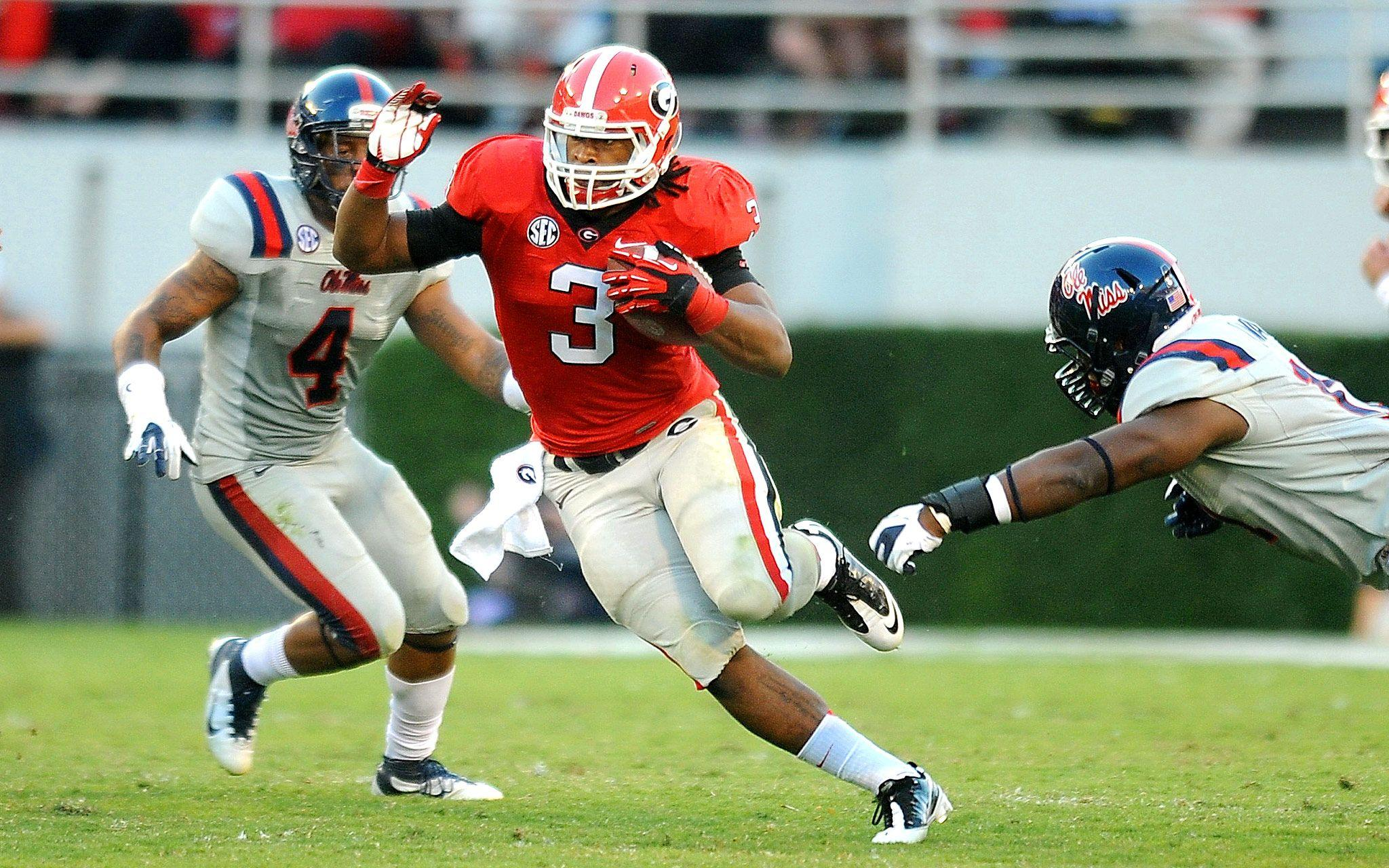 2015 NFL Draft Profile: Todd Gurley
